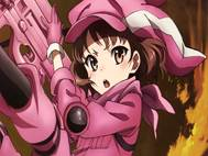 SAO Alternative Gun Gale Online wallpaper 28