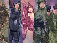SAO Alternative Gun Gale Online wallpaper 31