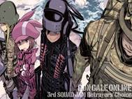 SAO Alternative Gun Gale Online wallpaper 32