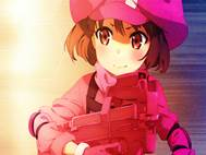SAO Alternative Gun Gale Online wallpaper 35