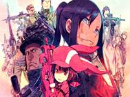 SAO Alternative Gun Gale Online wallpaper 38