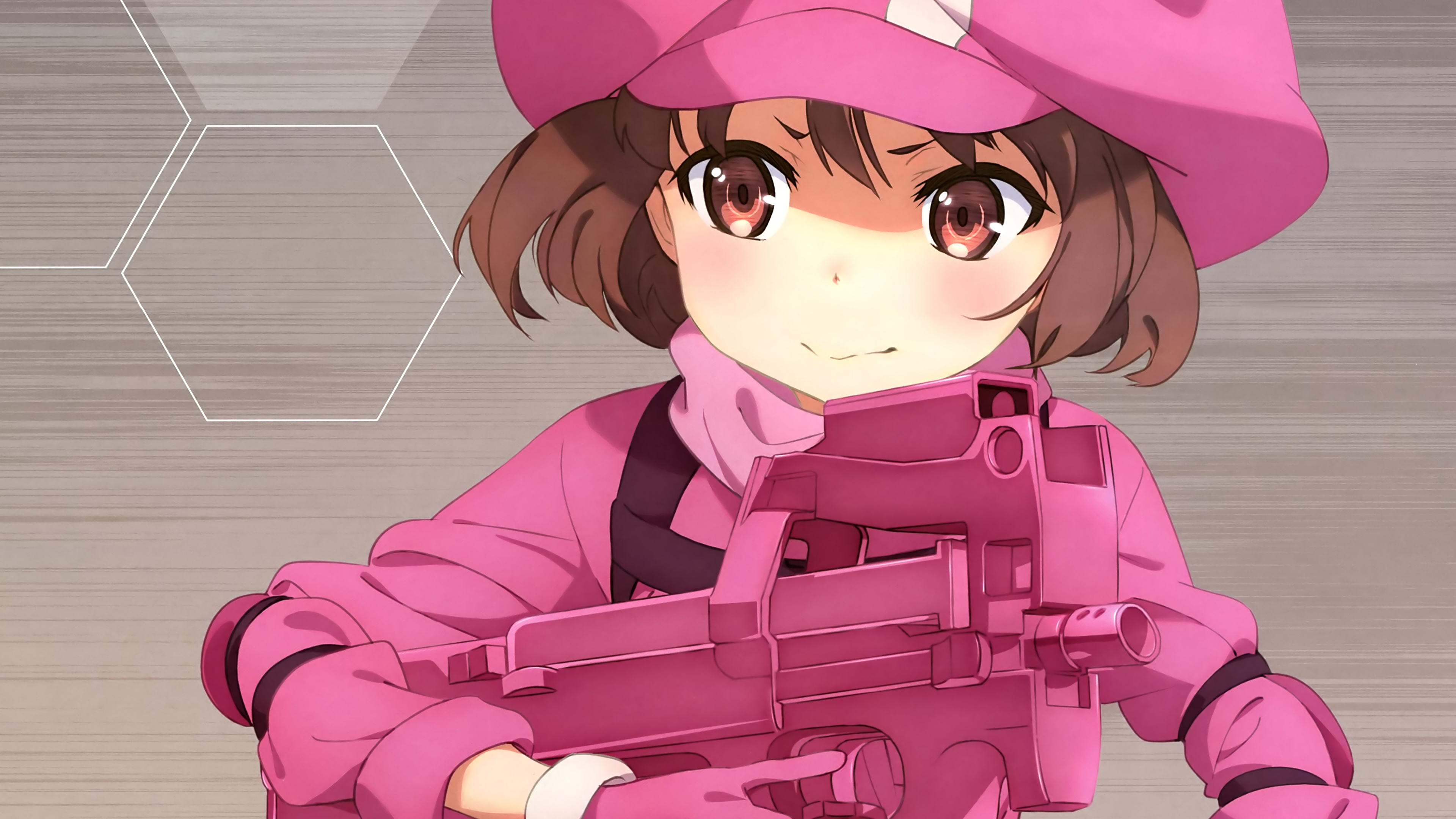 SAO Alternative Gun Gale Online wallpaper 13