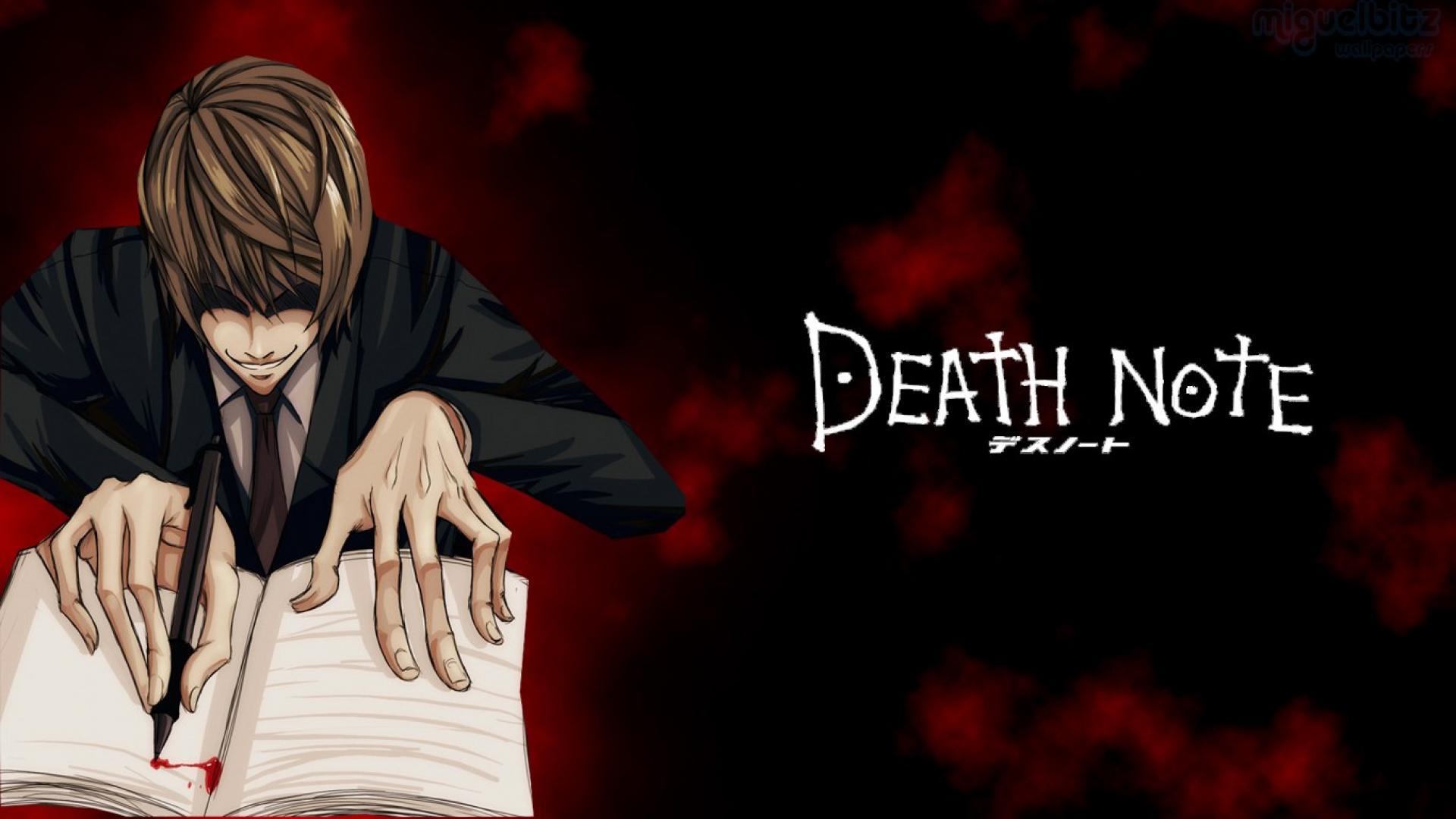Death Note wallpaper 10