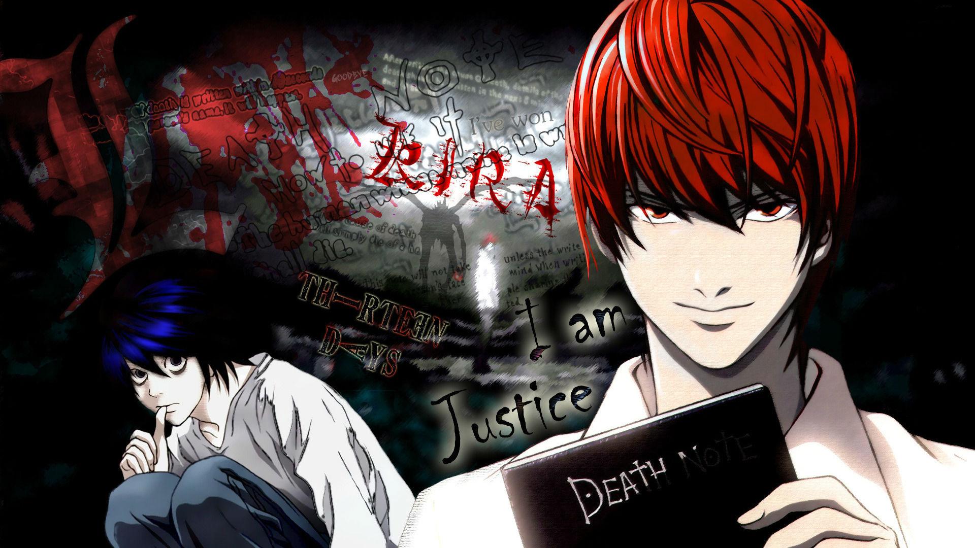 Death Note wallpaper 14