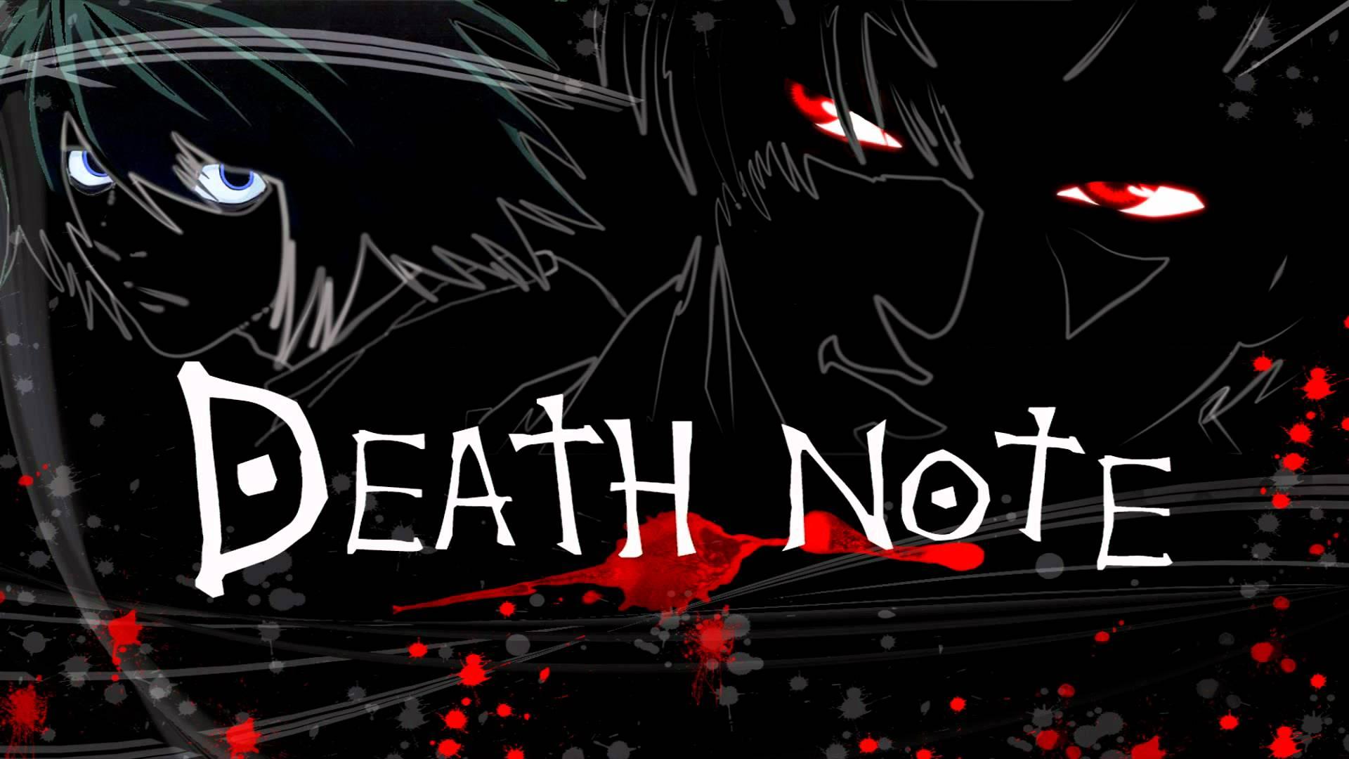 Death Note wallpaper 15