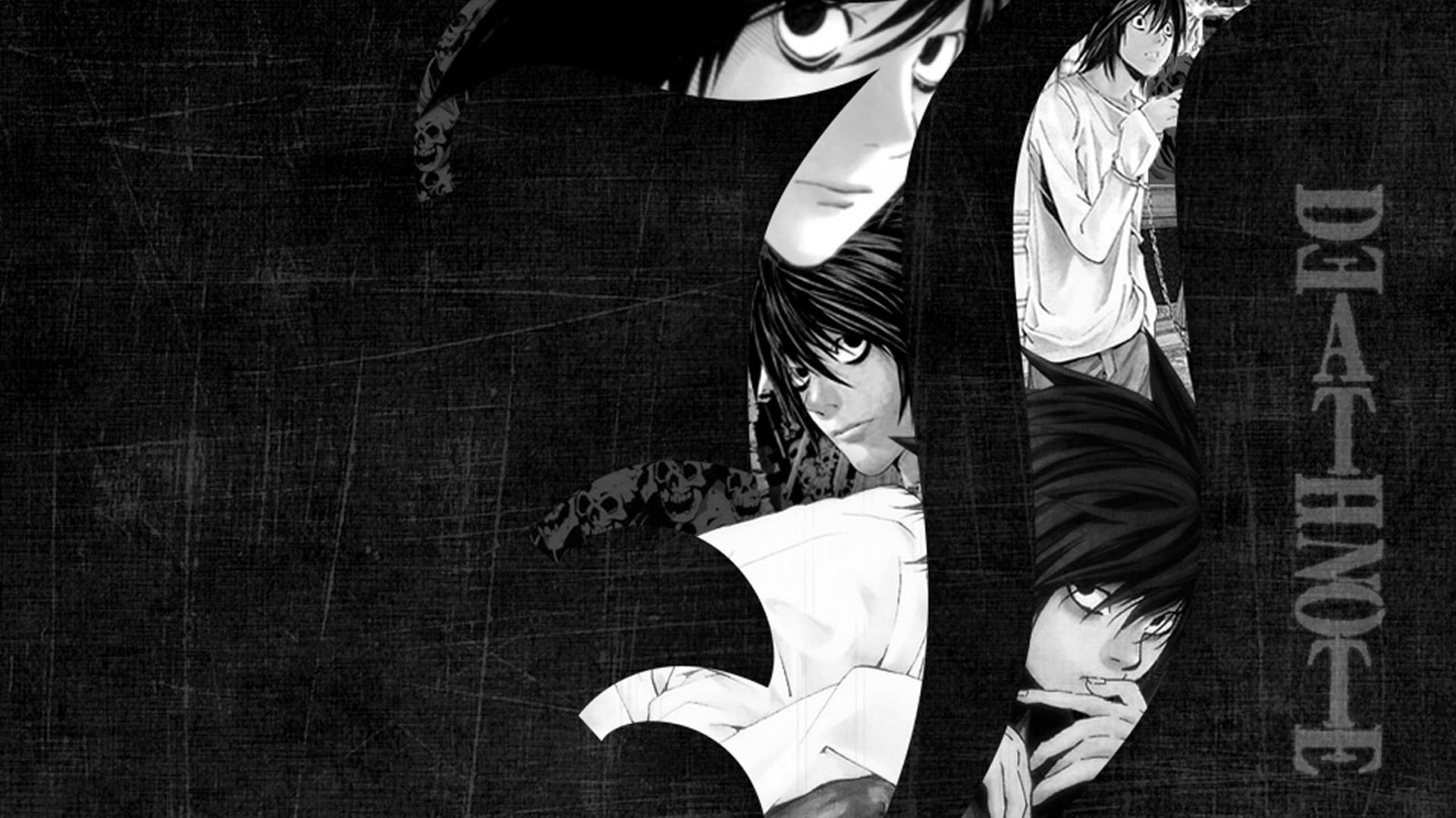 Death Note wallpaper 18