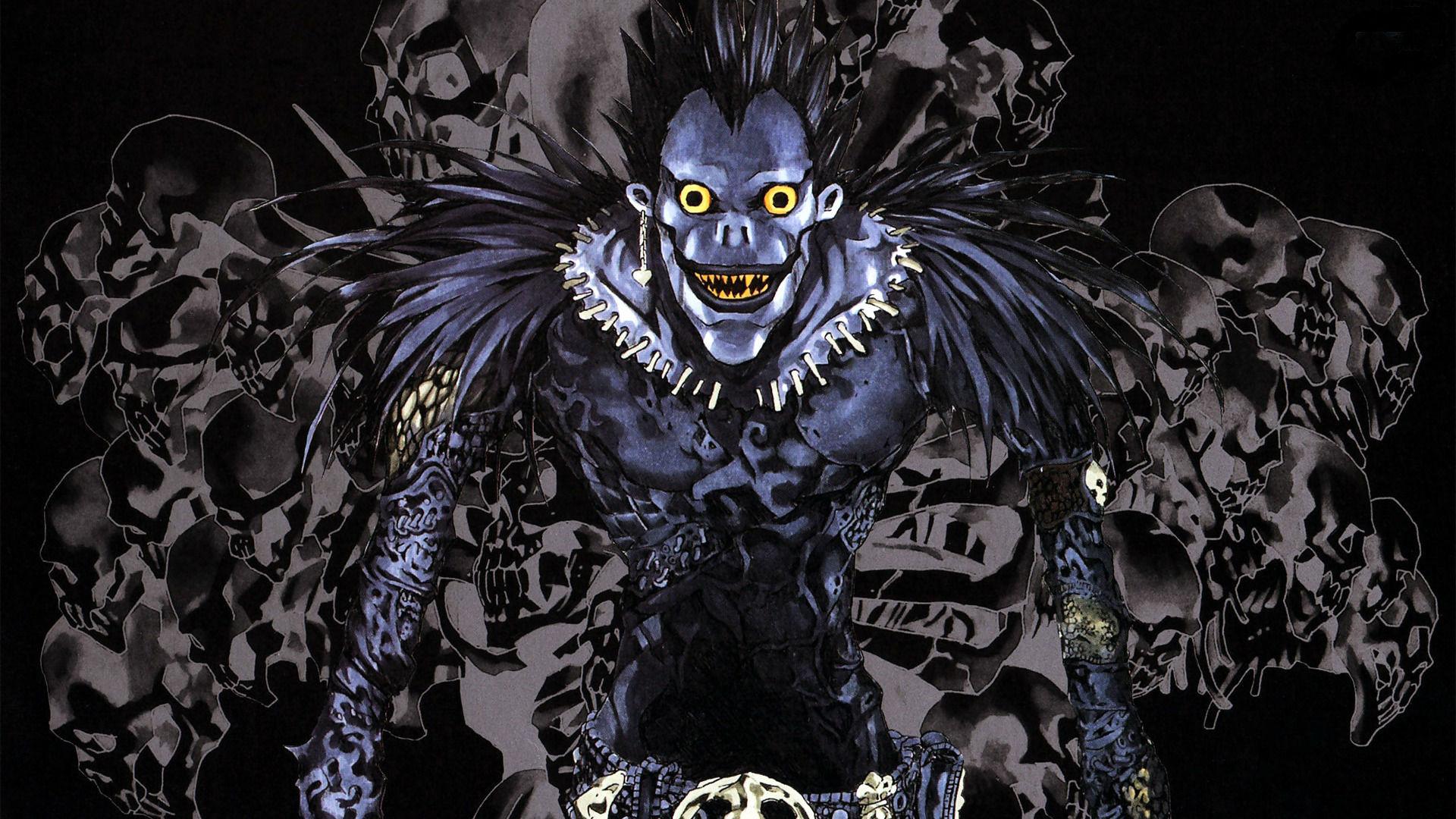 Death Note wallpaper 19