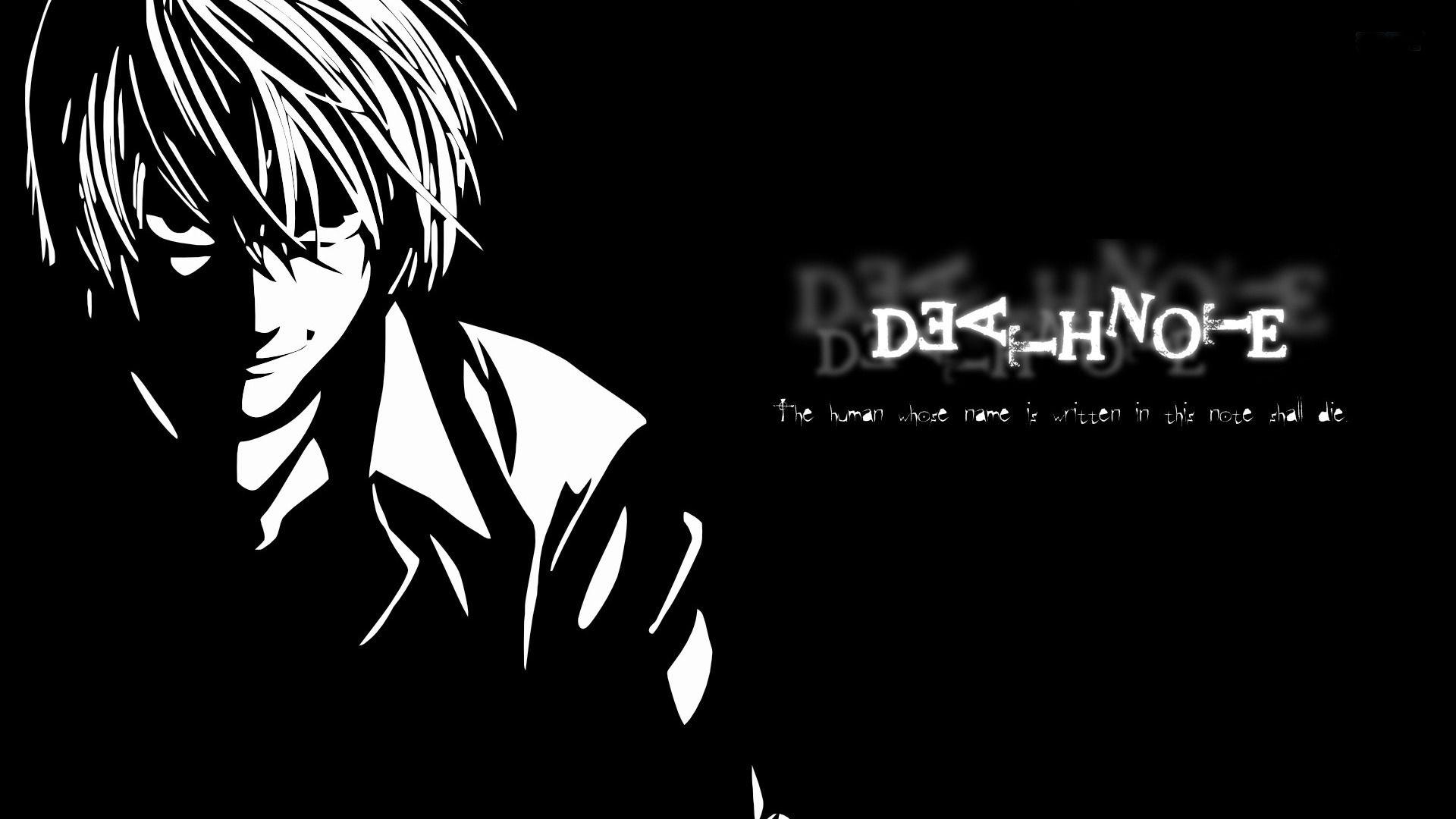 Death Note wallpaper 8