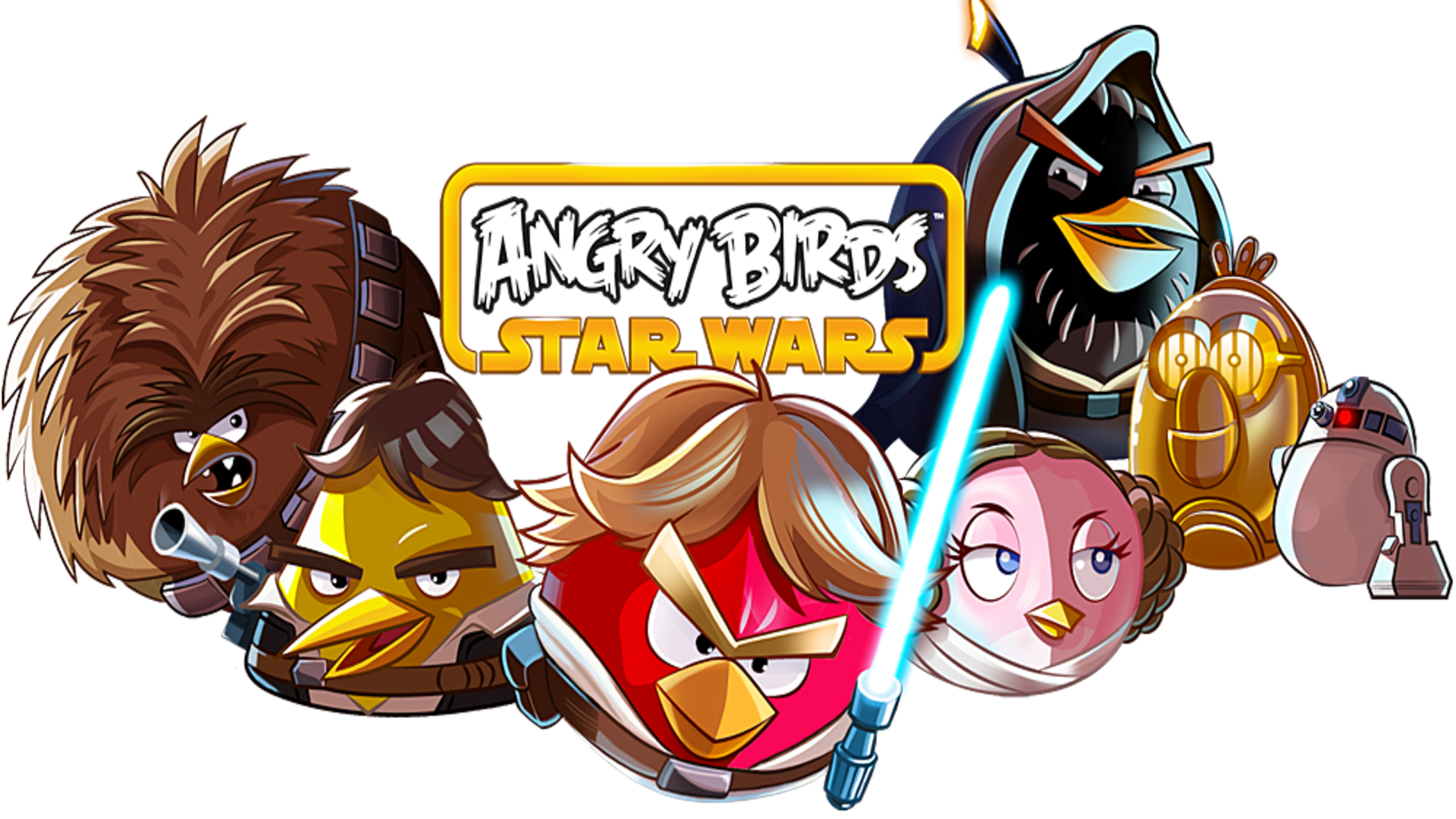 Angry birds star wars wallpaper 7 - Angry birds star wars 7 ...