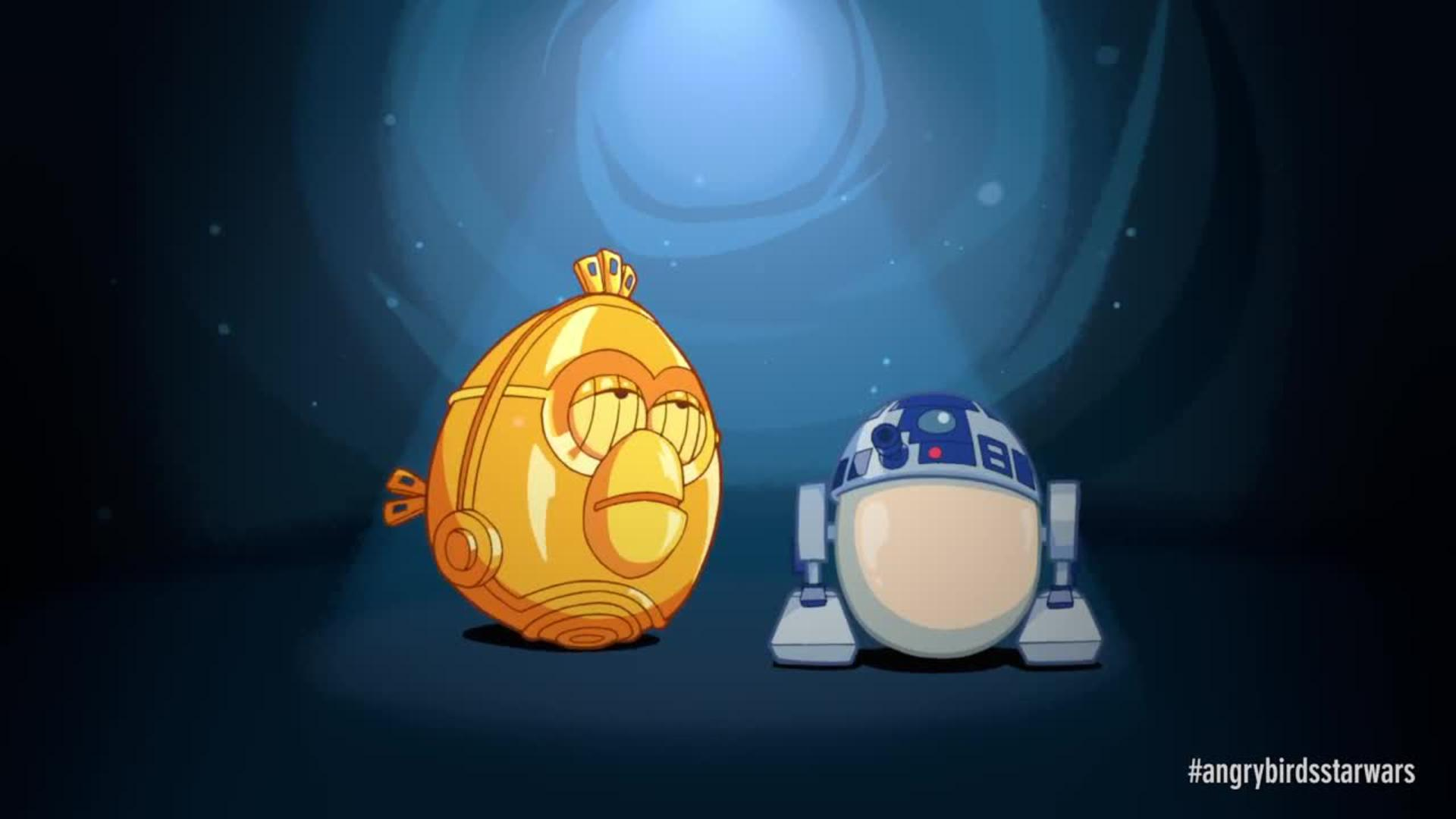 Angry birds star wars wallpaper 8 - Angry birds star wars 8 ...