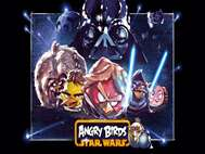 Angry Birds Star Wars wallpaper 4
