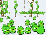 Bad Piggies wallpaper 4