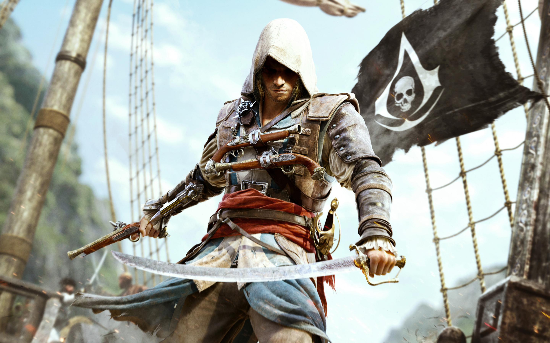 Assassins Creed IV Black Flag wallpaper 10