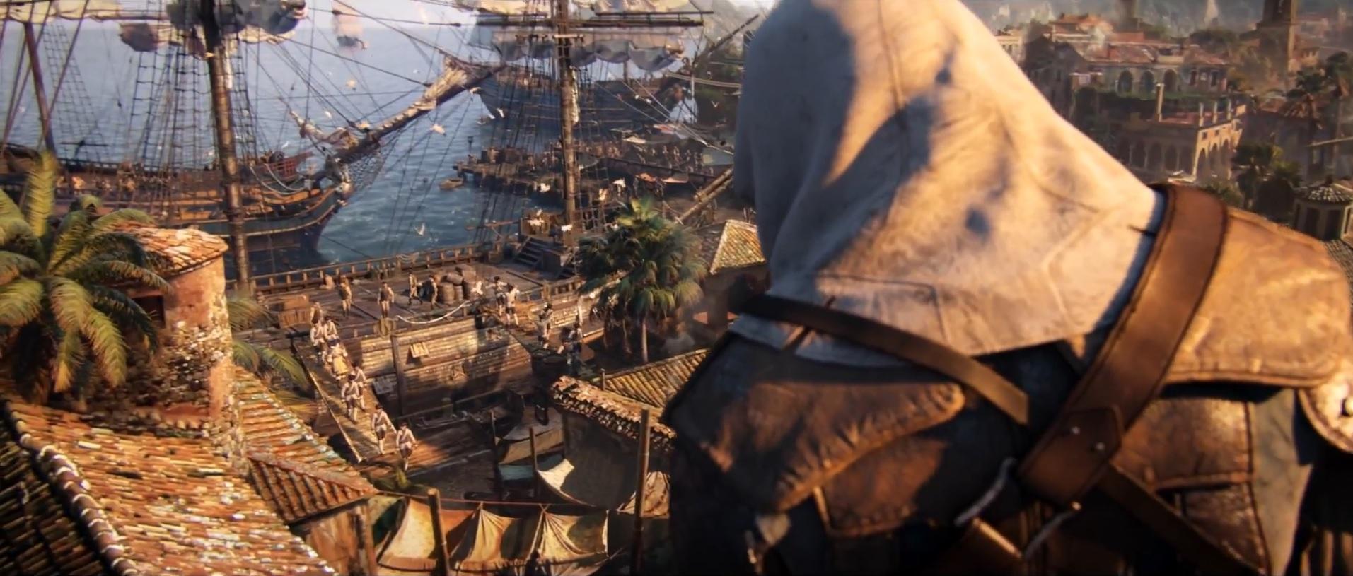 Assassins Creed IV Black Flag wallpaper 11