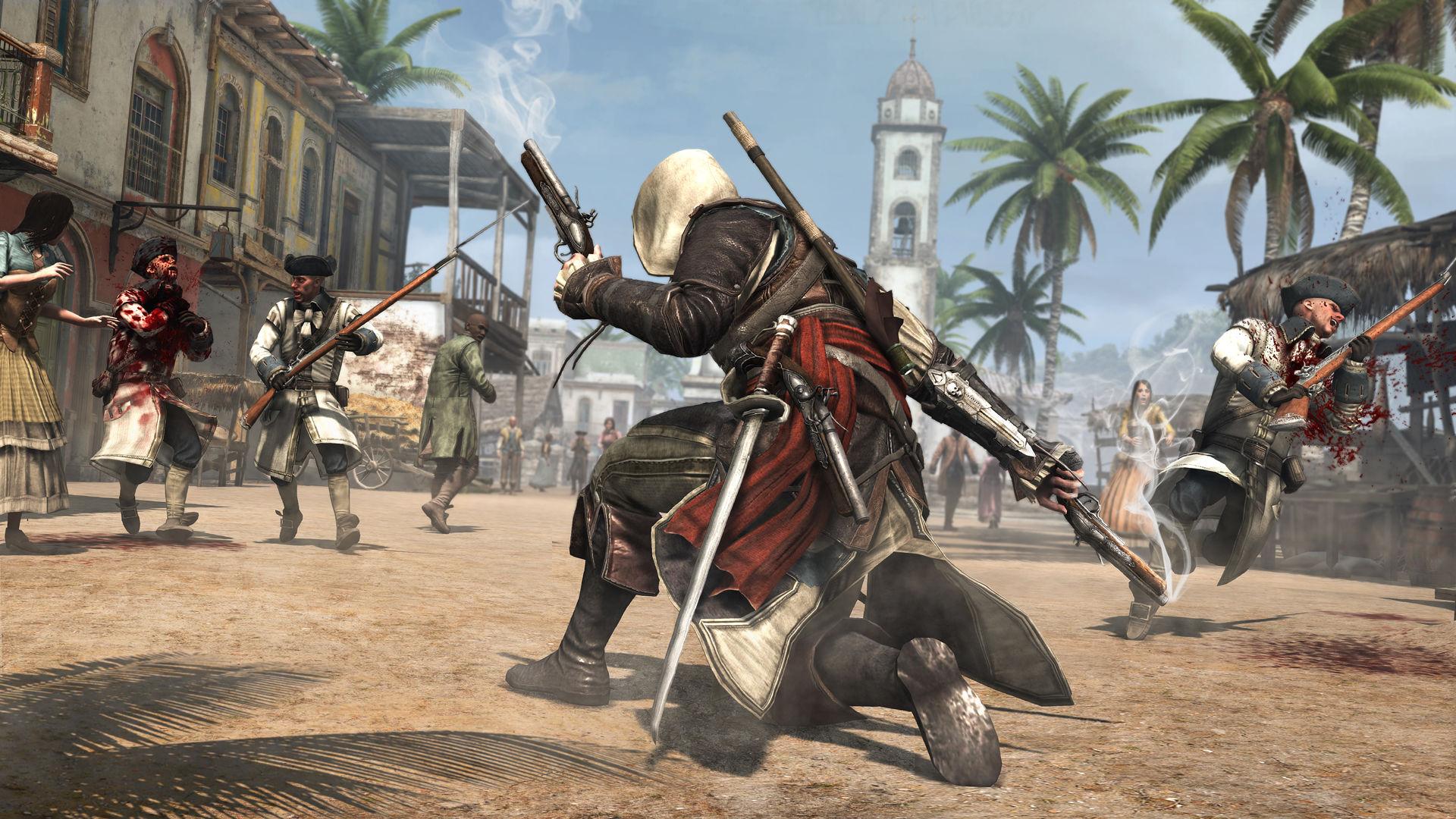 Assassins Creed IV Black Flag wallpaper 2
