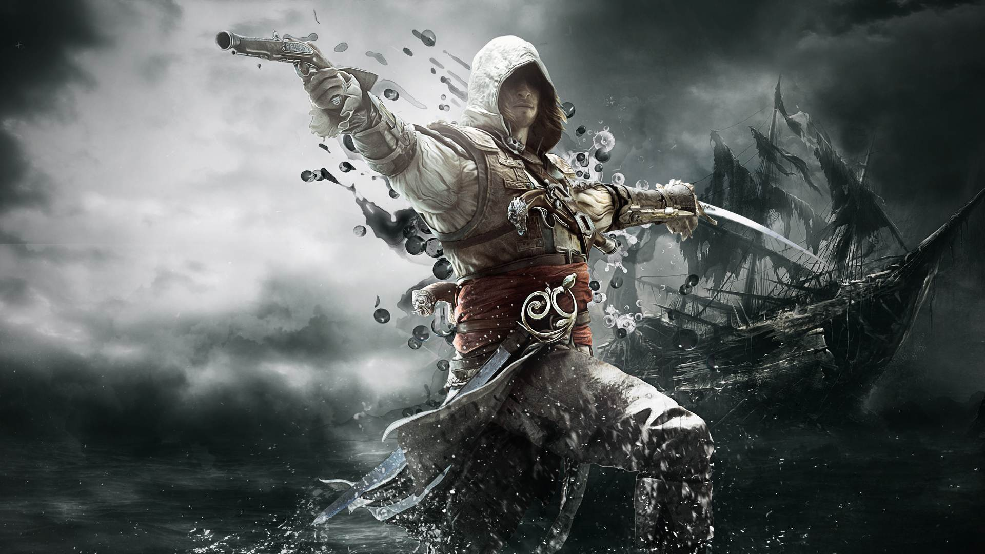 Assassins Creed Iv Black Flag Wallpaper 7