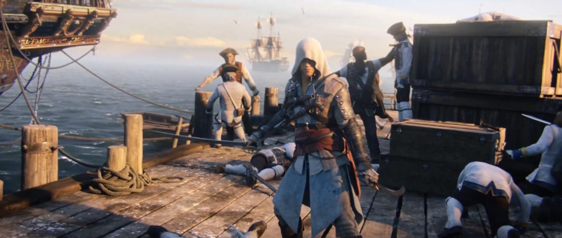 Assassins Creed IV Black Flag wallpaper 8