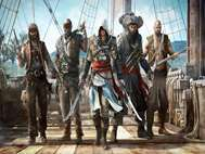 Assassins Creed IV Black Flag wallpaper 4