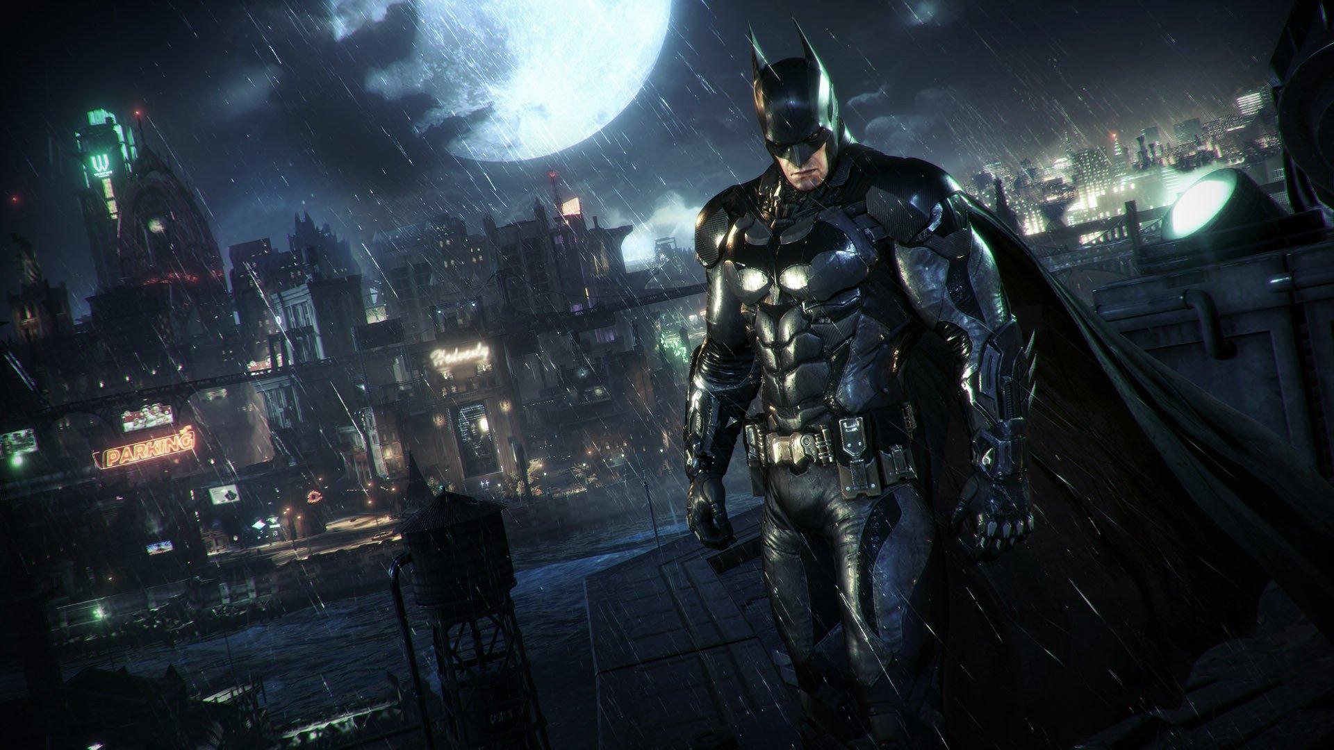 batman arkham knight wallpaper 1