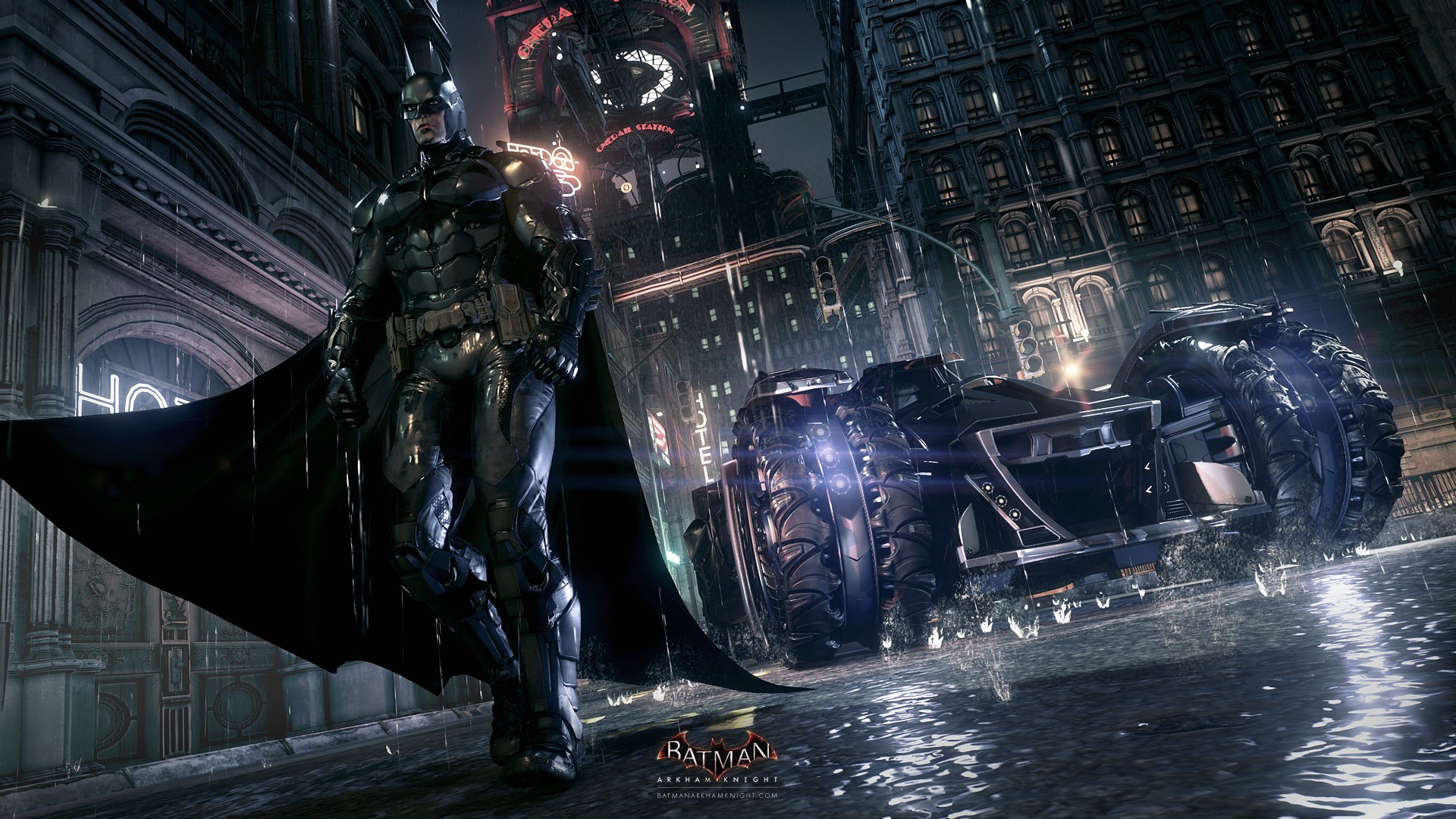 Batman Arkham Knight Wallpaper 18