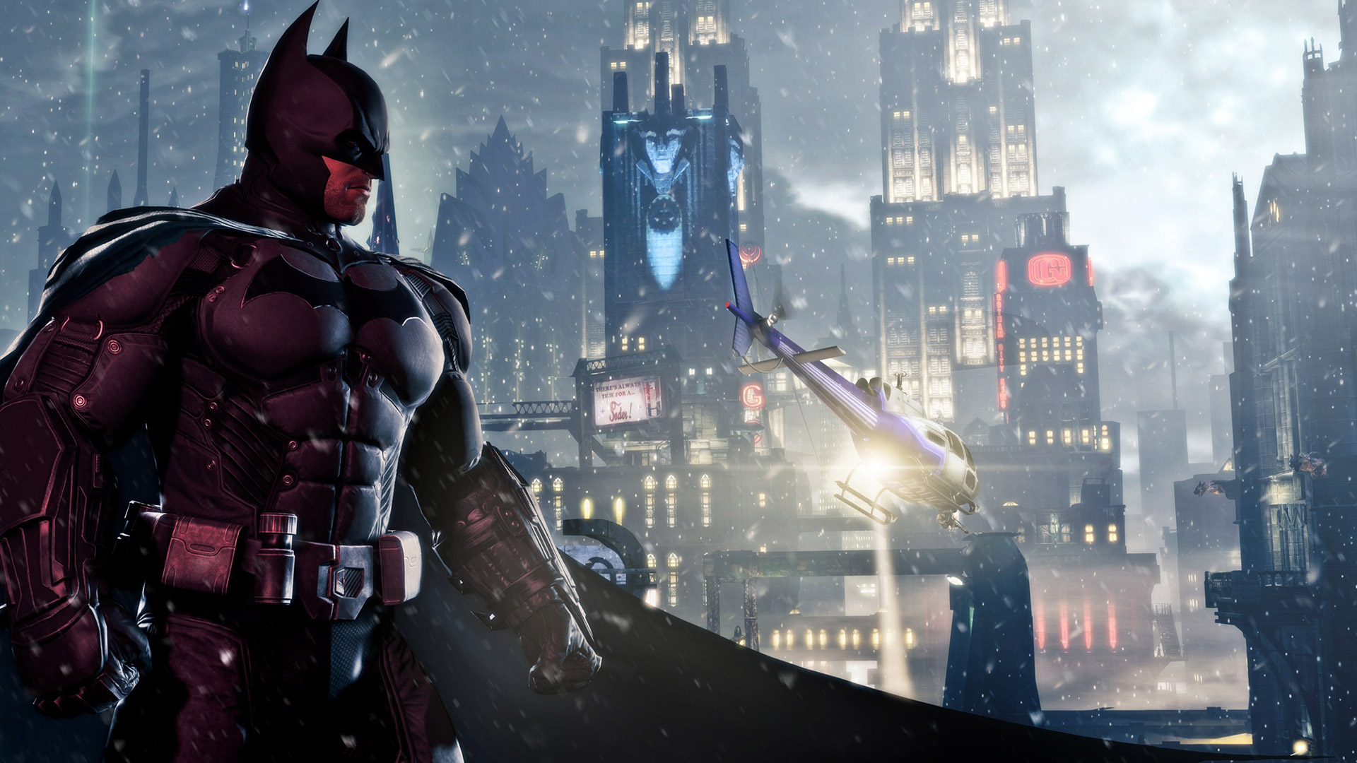 Batman Arkham Origins Wallpaper 8