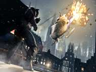 Batman Arkham Origins wallpaper 6