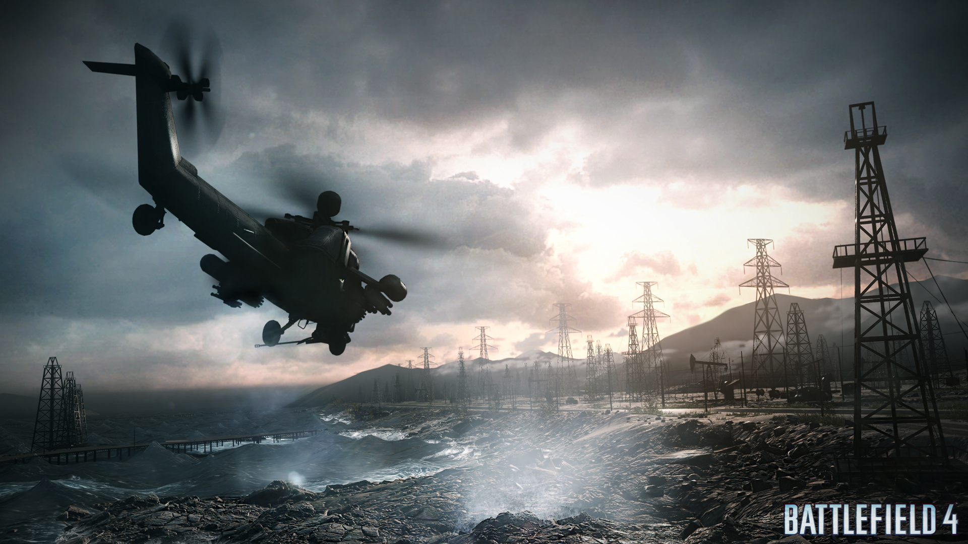 Battlefield 4 wallpaper 8