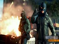 Battlefield Hardline wallpaper 7