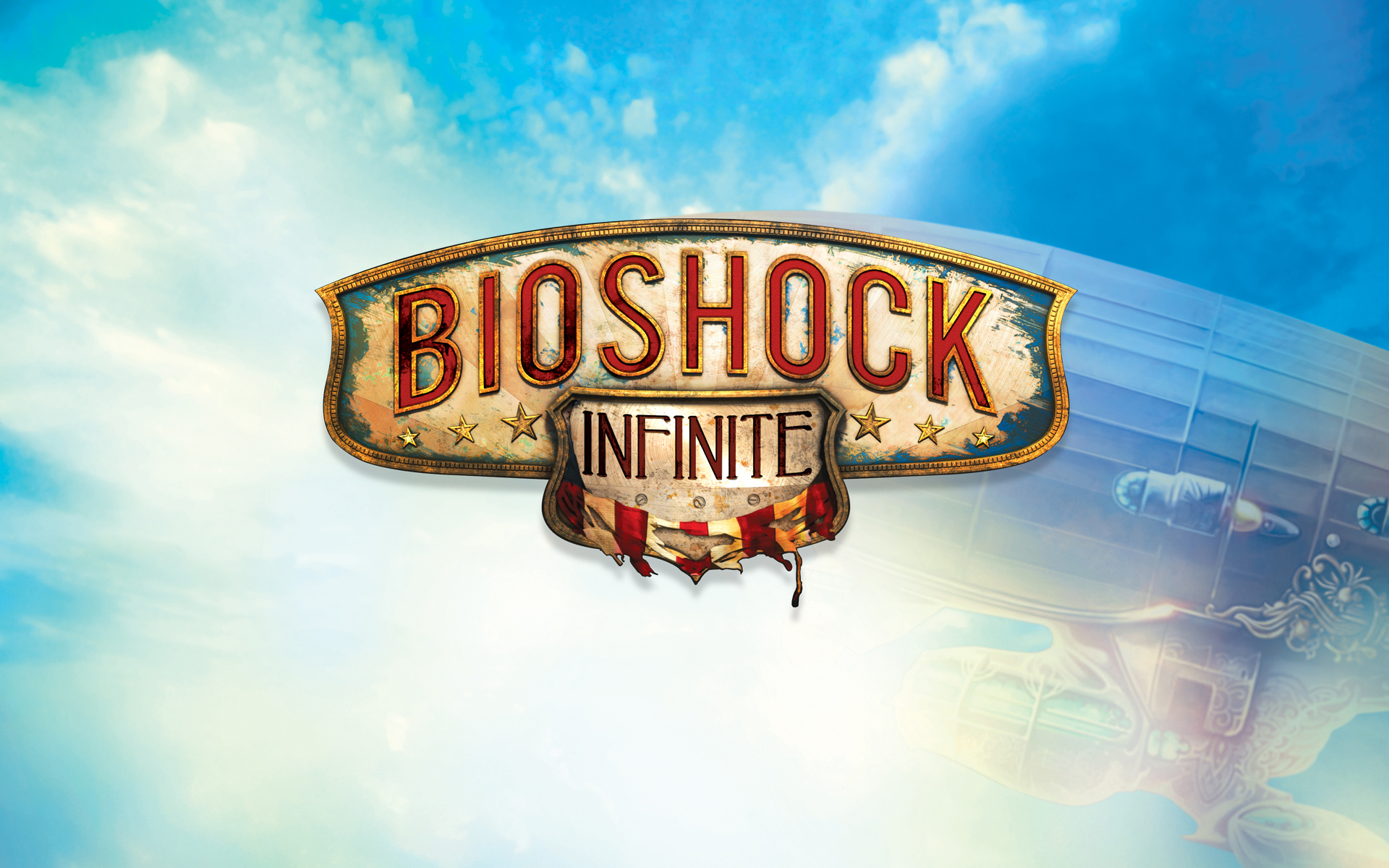 Bioshock Infinite wallpaper 1