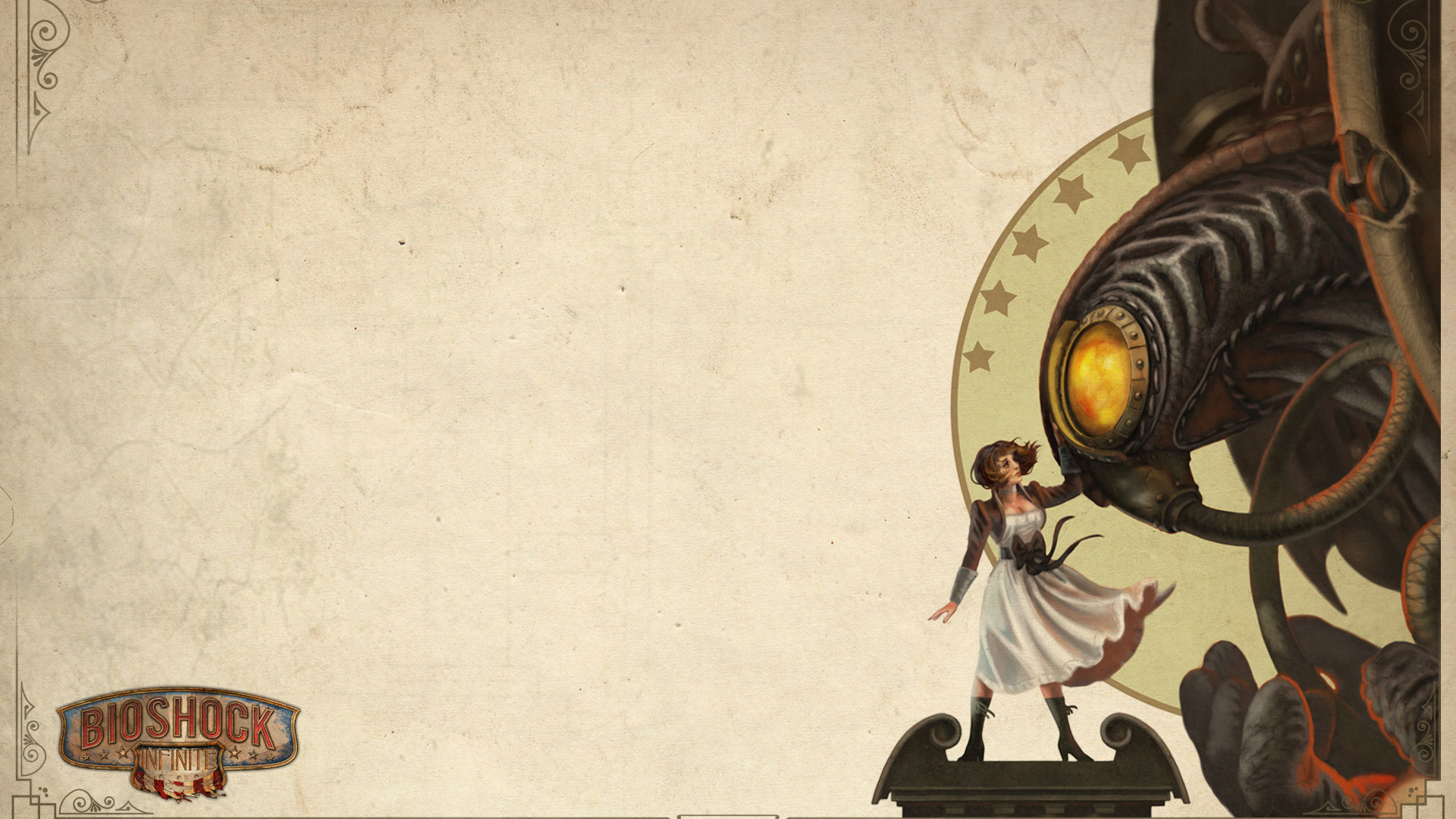 Bioshock Infinite wallpaper 10