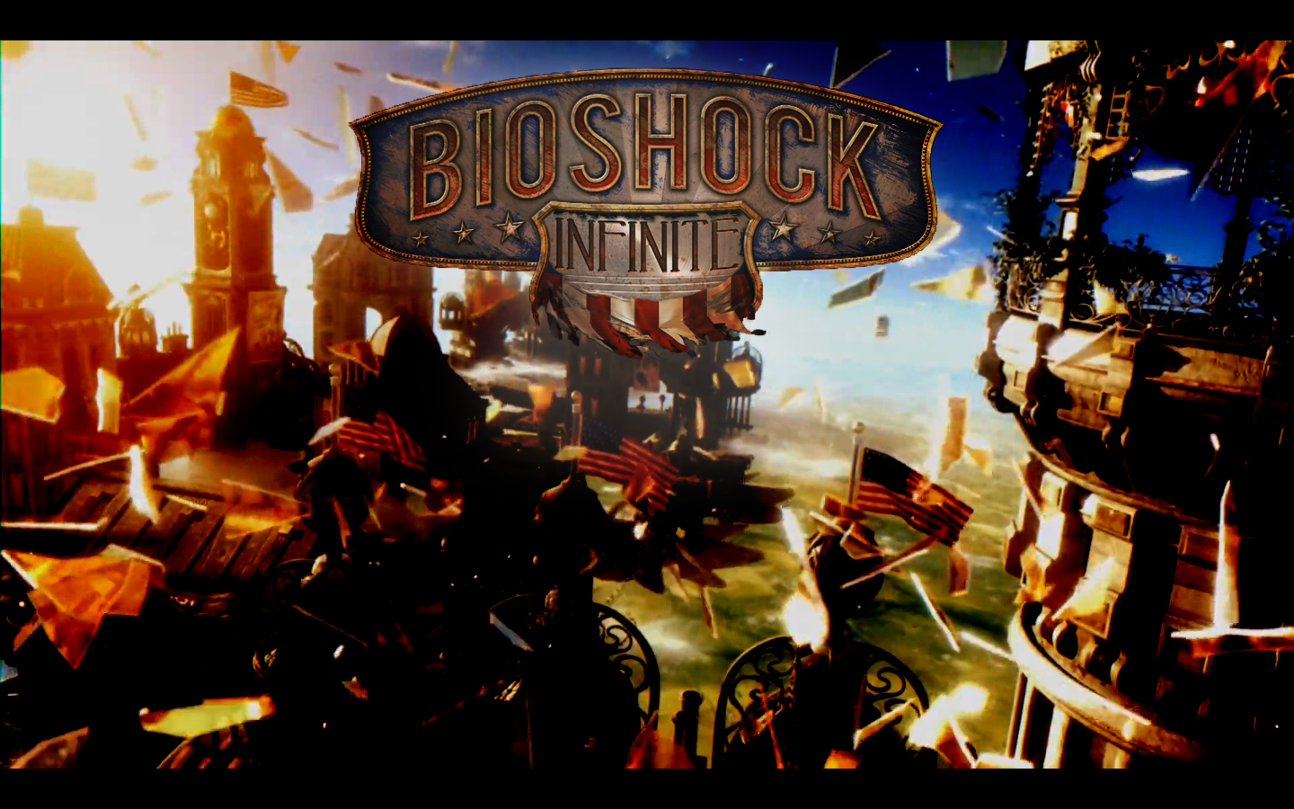 Bioshock Infinite wallpaper 17