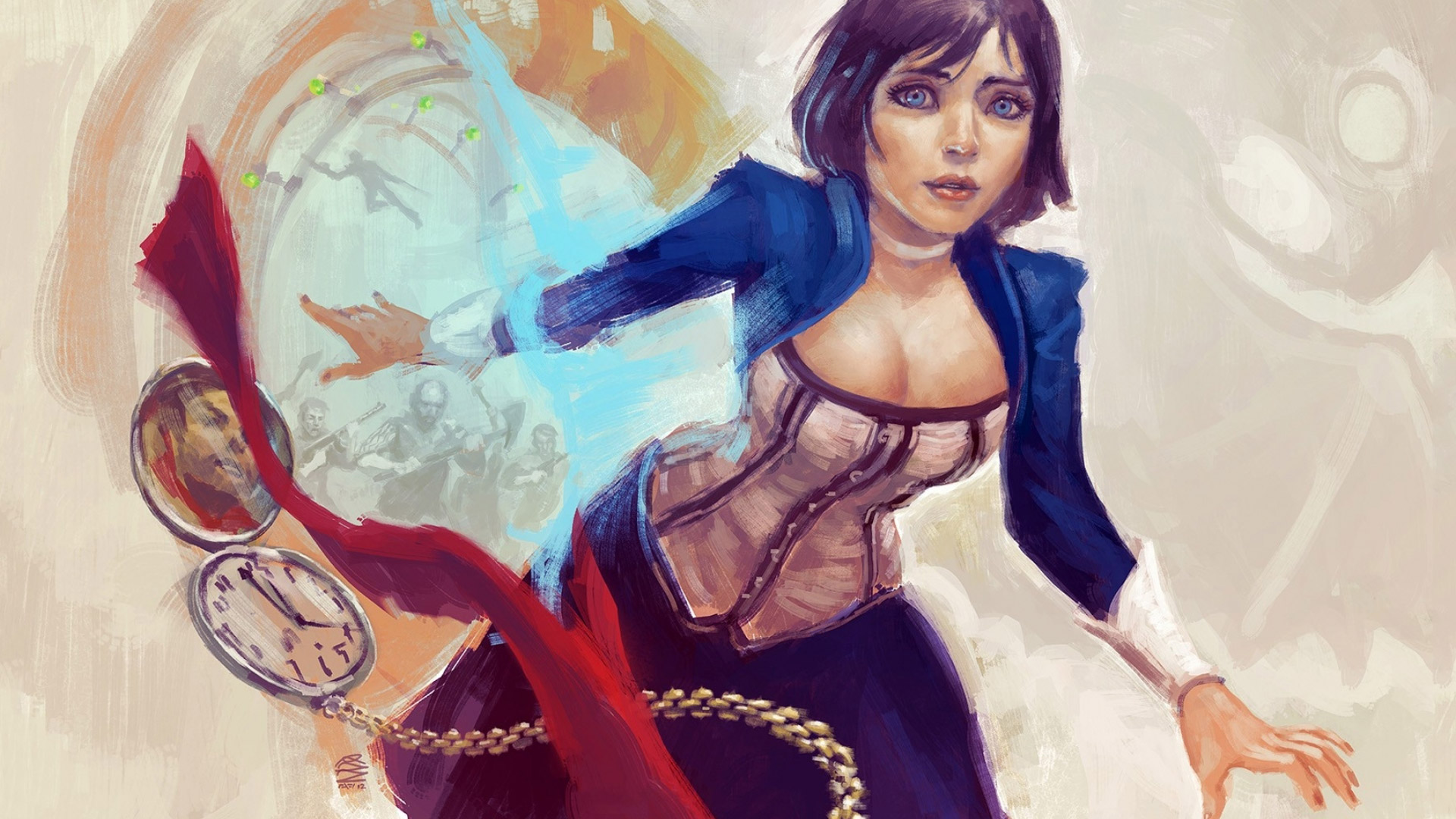 Bioshock Infinite wallpaper 4