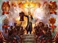 Bioshock Infinite wallpaper 5