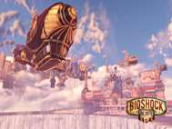 Bioshock Infinite wallpaper 6