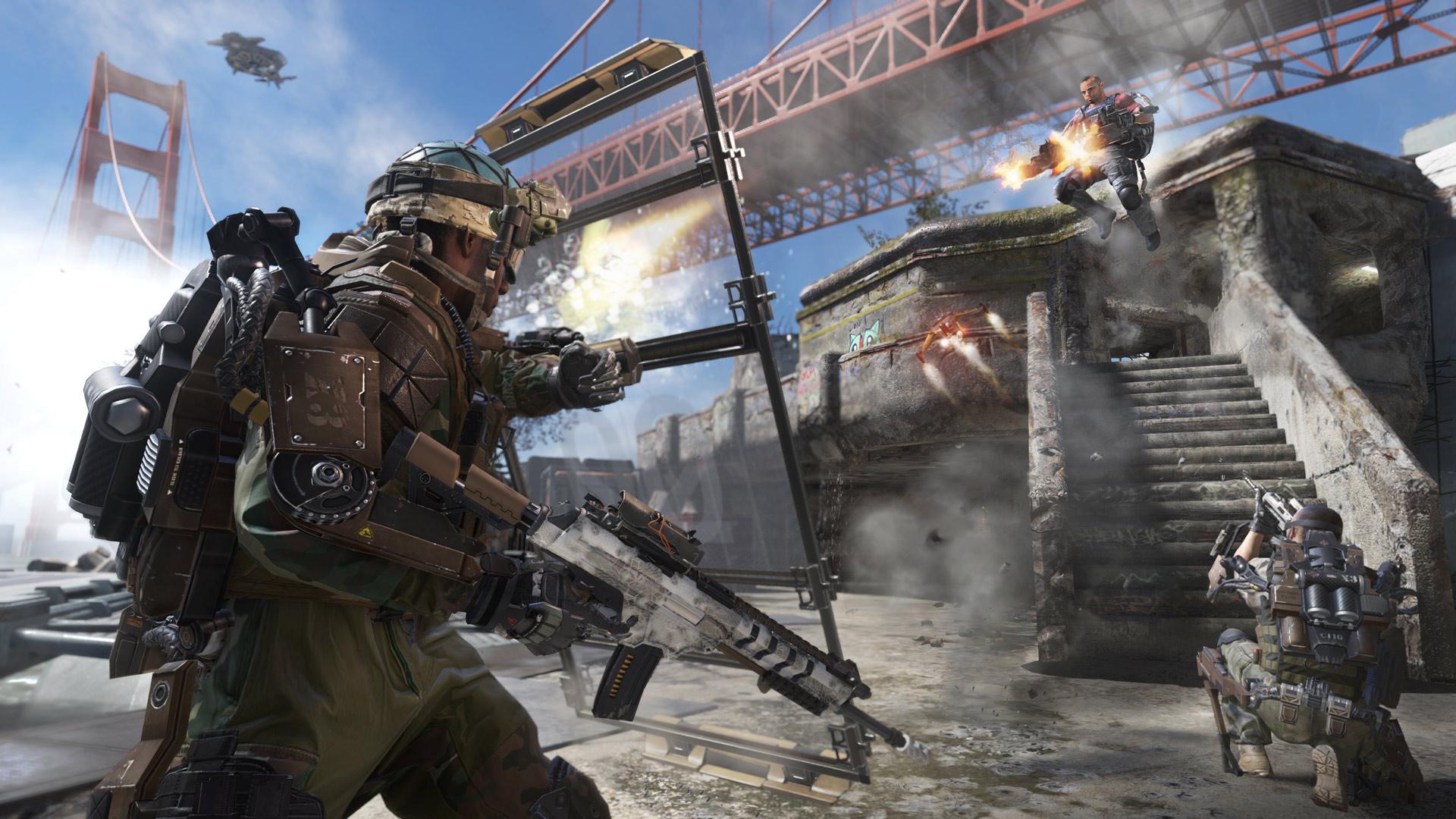 Call Of Duty Advanced Warfare Wallpaper 10
