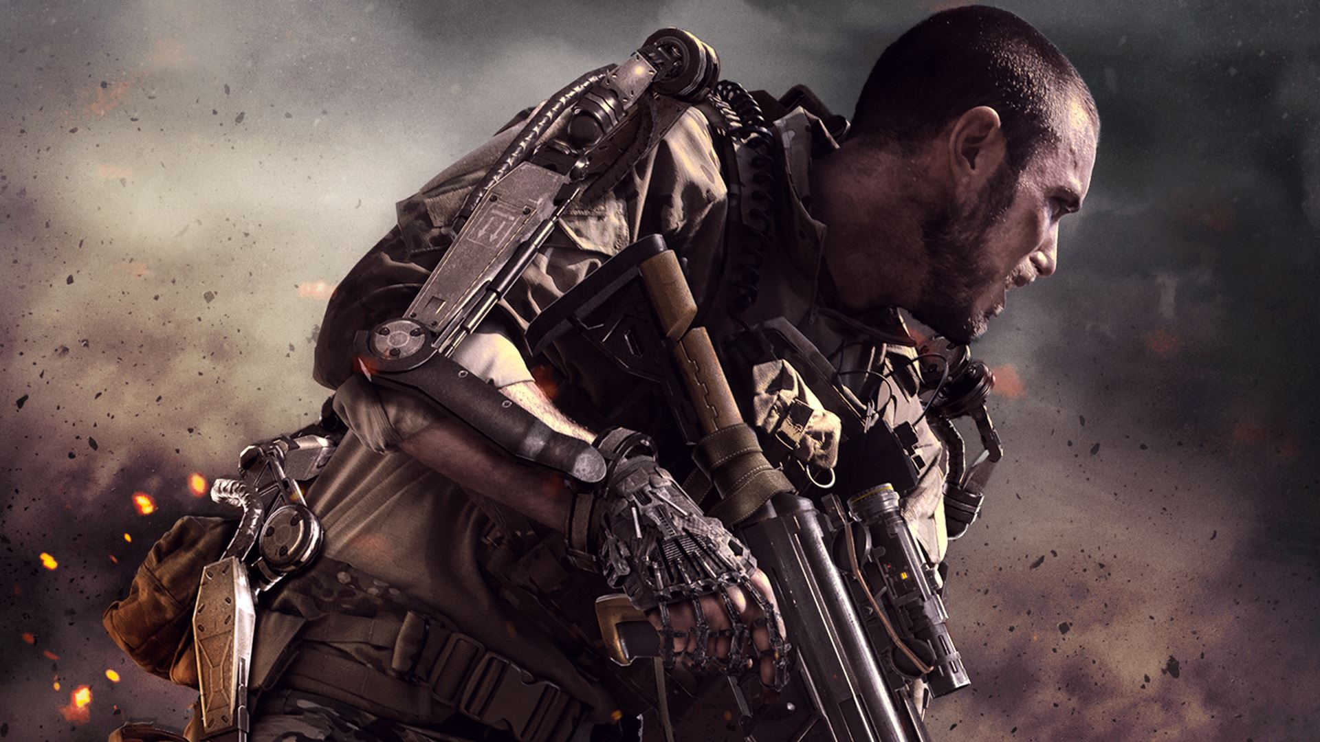 Call of Duty Advanced Warfare Wallpaper in