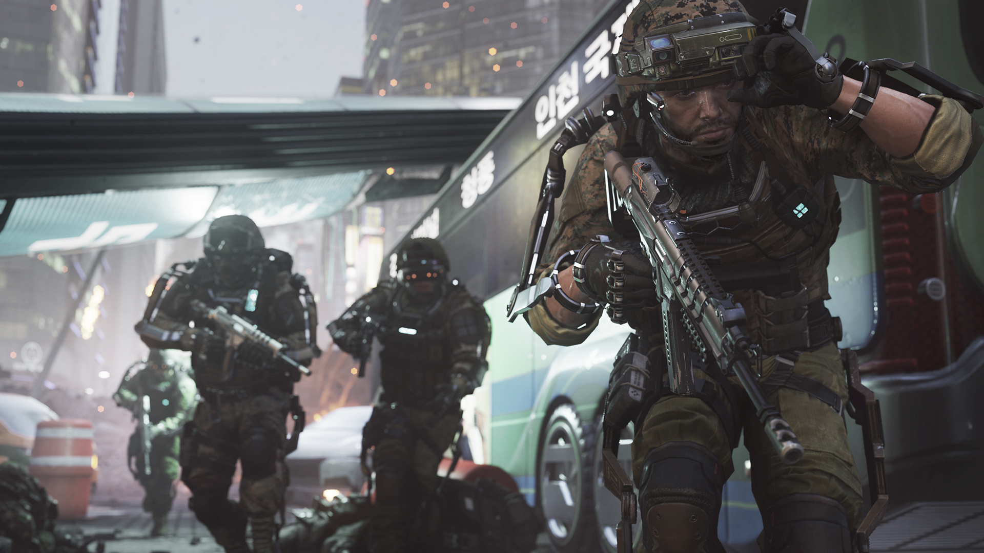 Call of Duty Advanced Warfare wallpaper 3