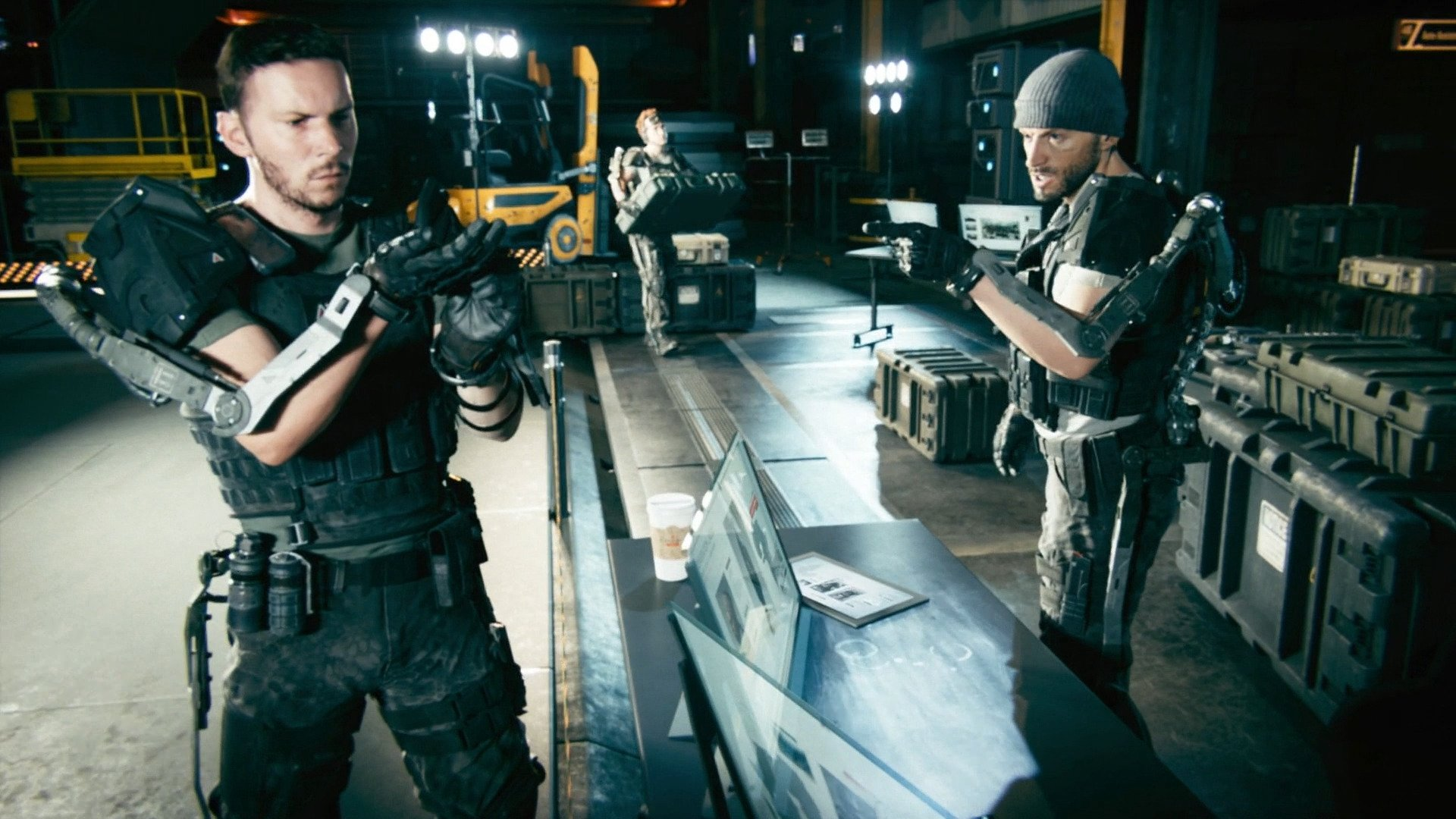 Call of Duty Advanced Warfare wallpaper 5