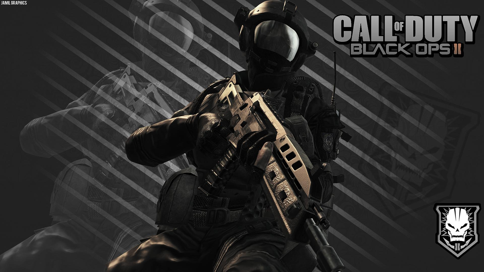 Call Of Duty Black Ops 2 Wallpaper 14