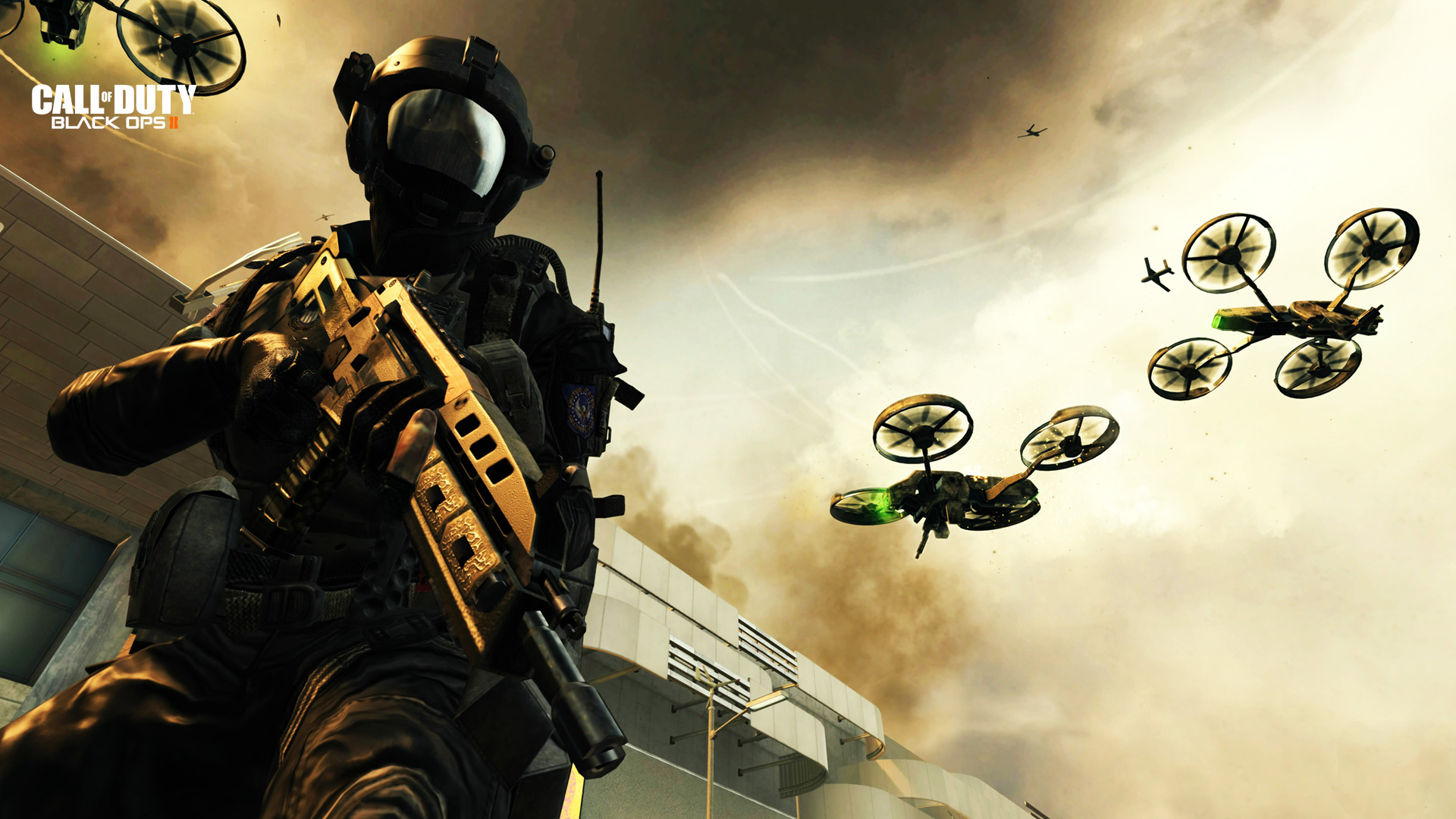 Call Of Duty Black Ops 2 Wallpaper 17