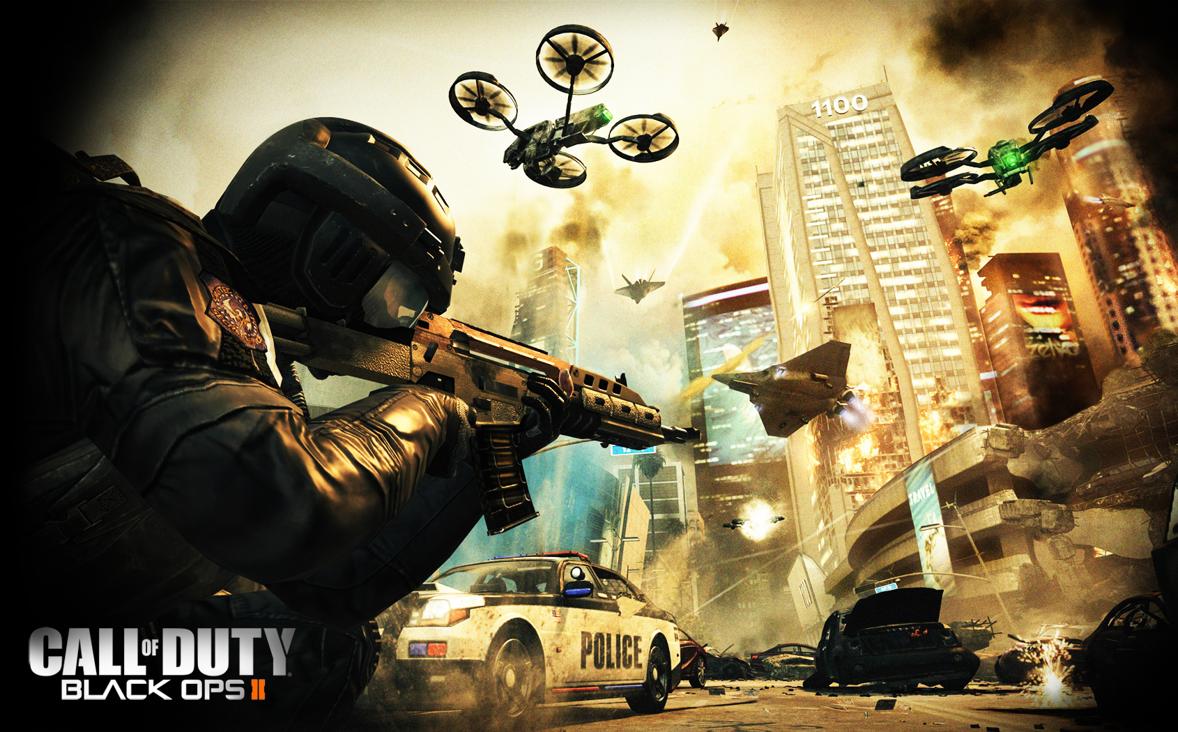 Call Of Duty Black Ops 2 Wallpaper 25
