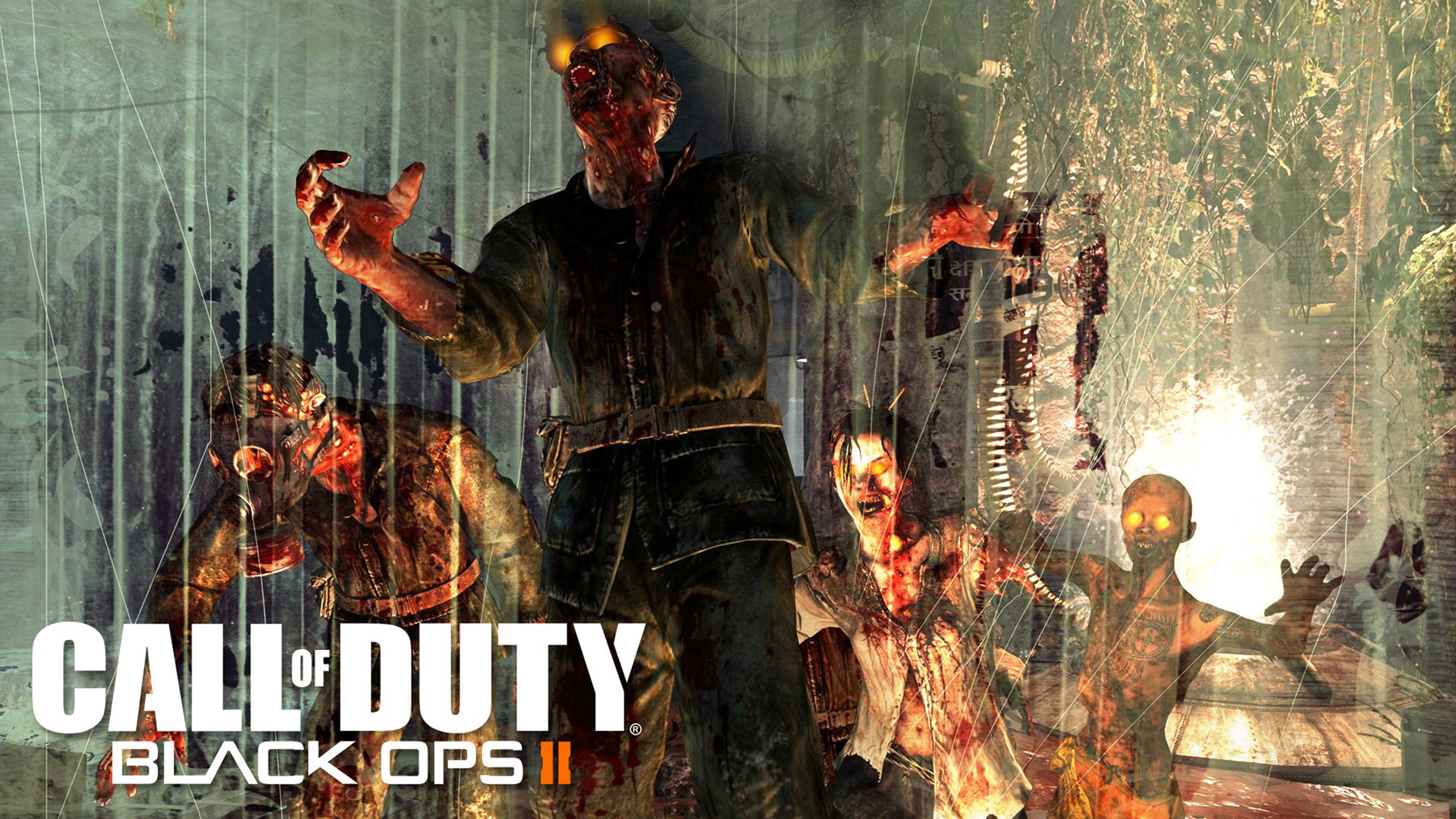 Call Of Duty Black Ops 2 Wallpaper 7