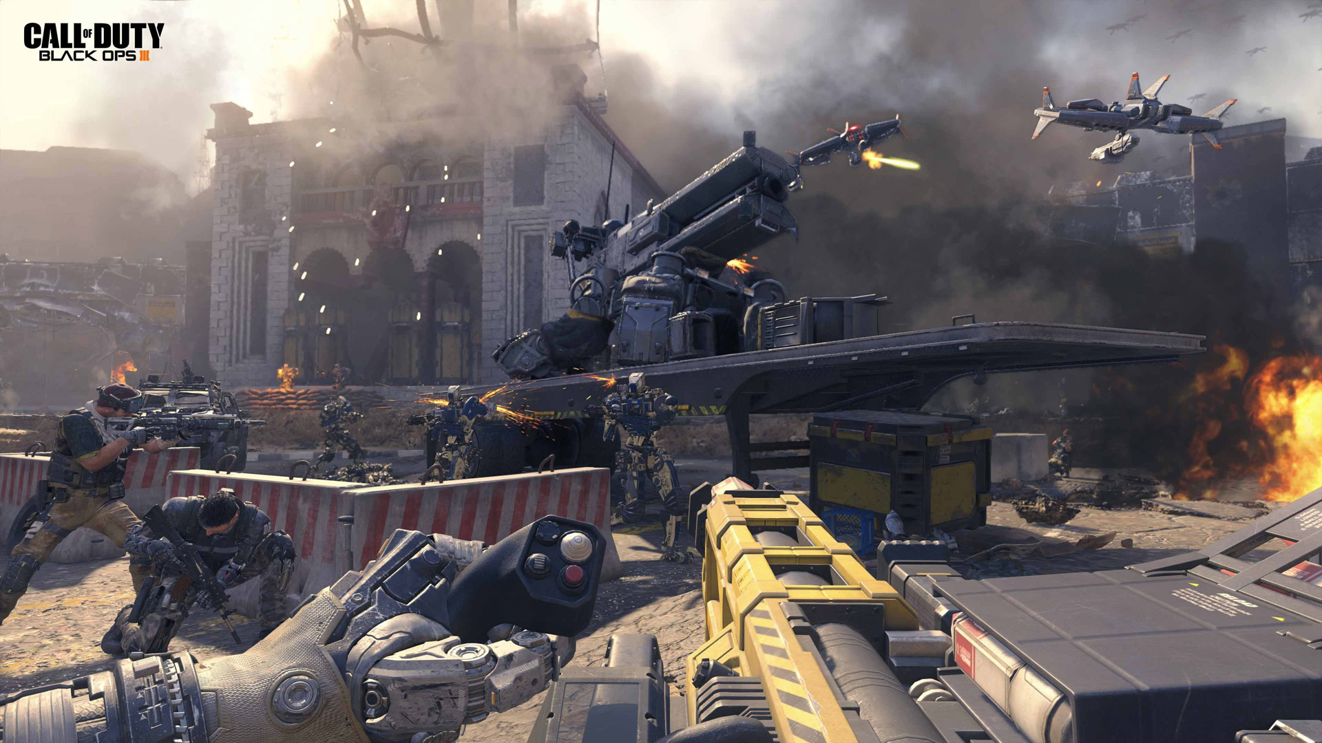 Call Of Duty Black Ops 3 Wallpaper 12