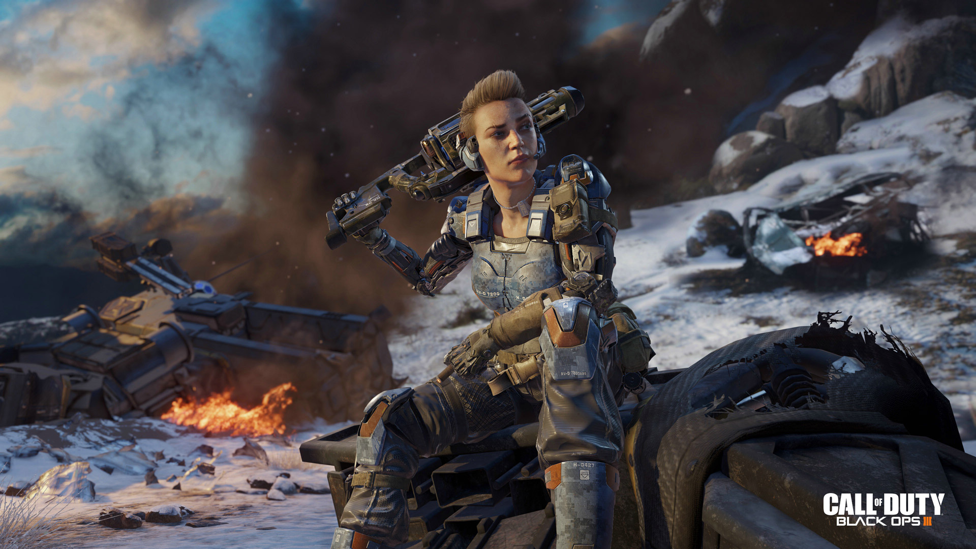 Call Of Duty Black Ops 3 Wallpaper 17