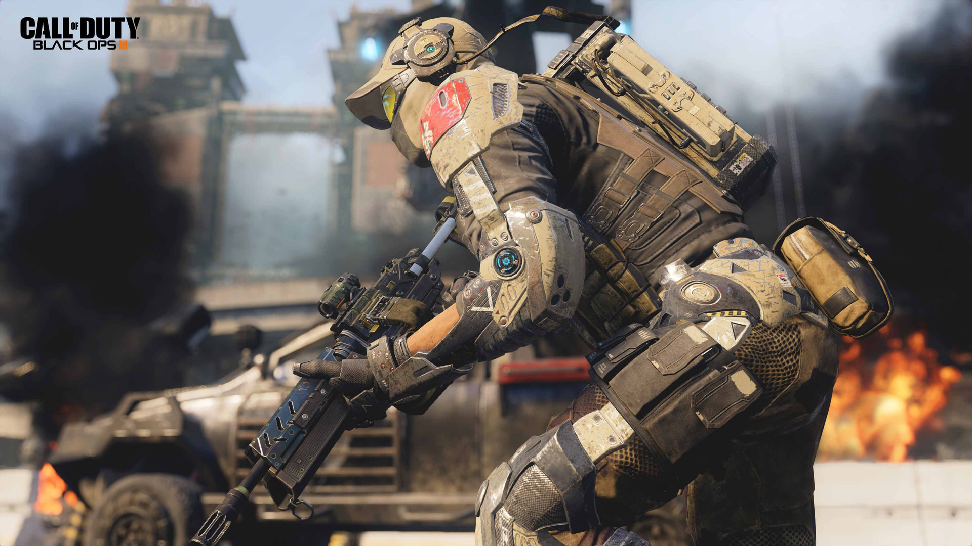 Call Of Duty Black Ops 3 Wallpaper 19