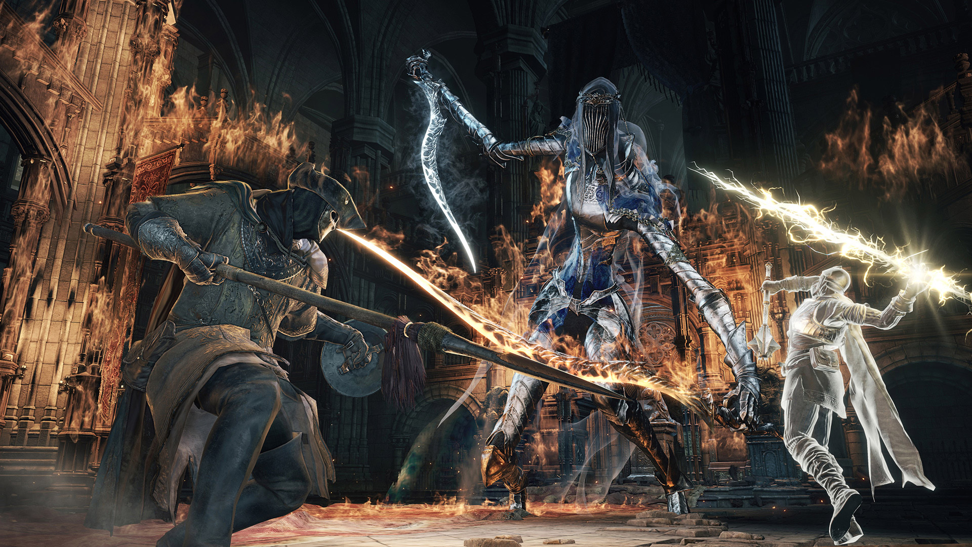 Dark Souls 3 wallpaper 7