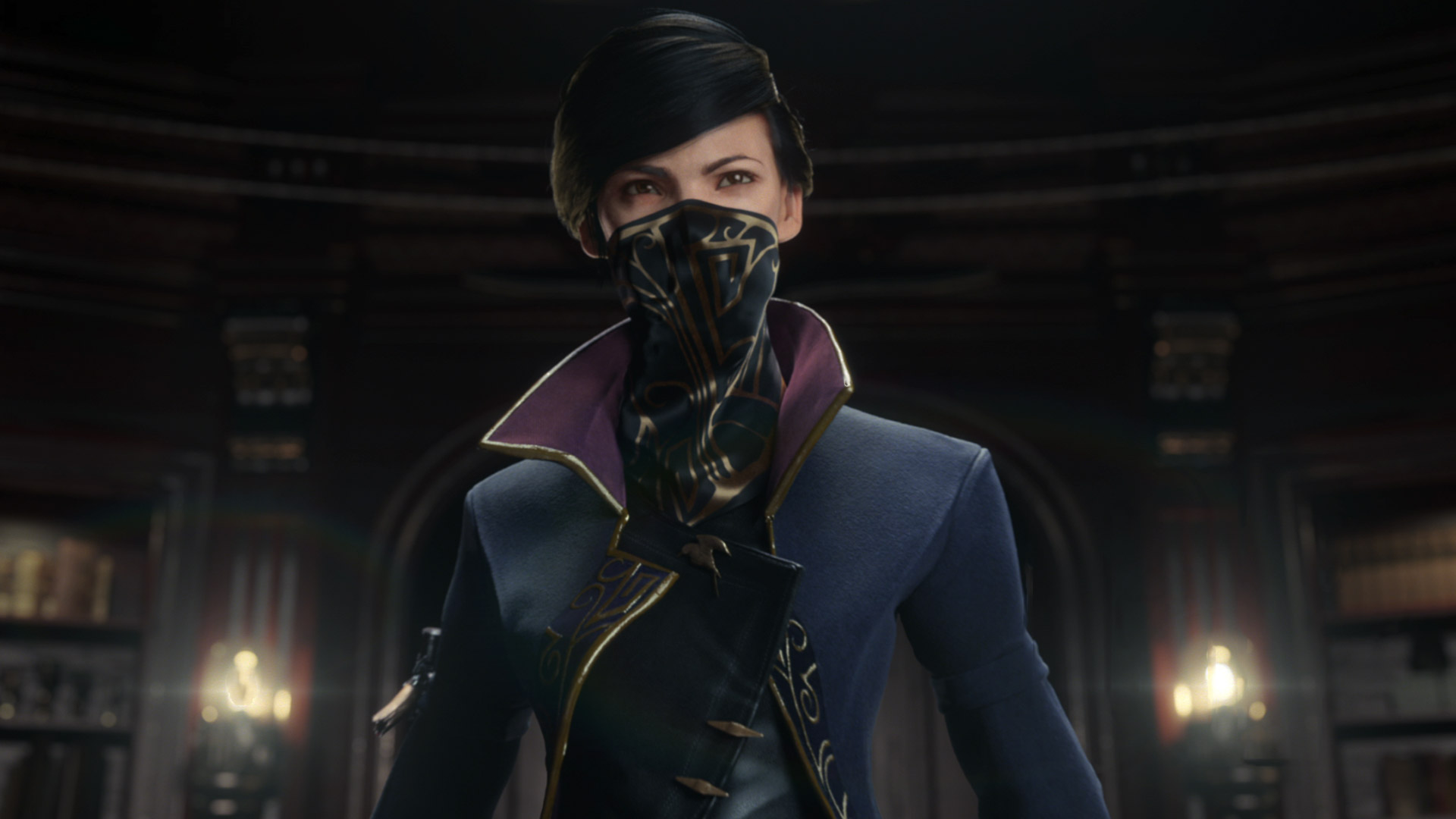 Dishonored 2 wallpaper 1