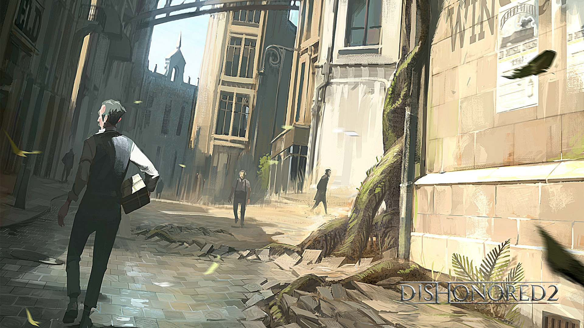 Dishonored 2 wallpaper 10