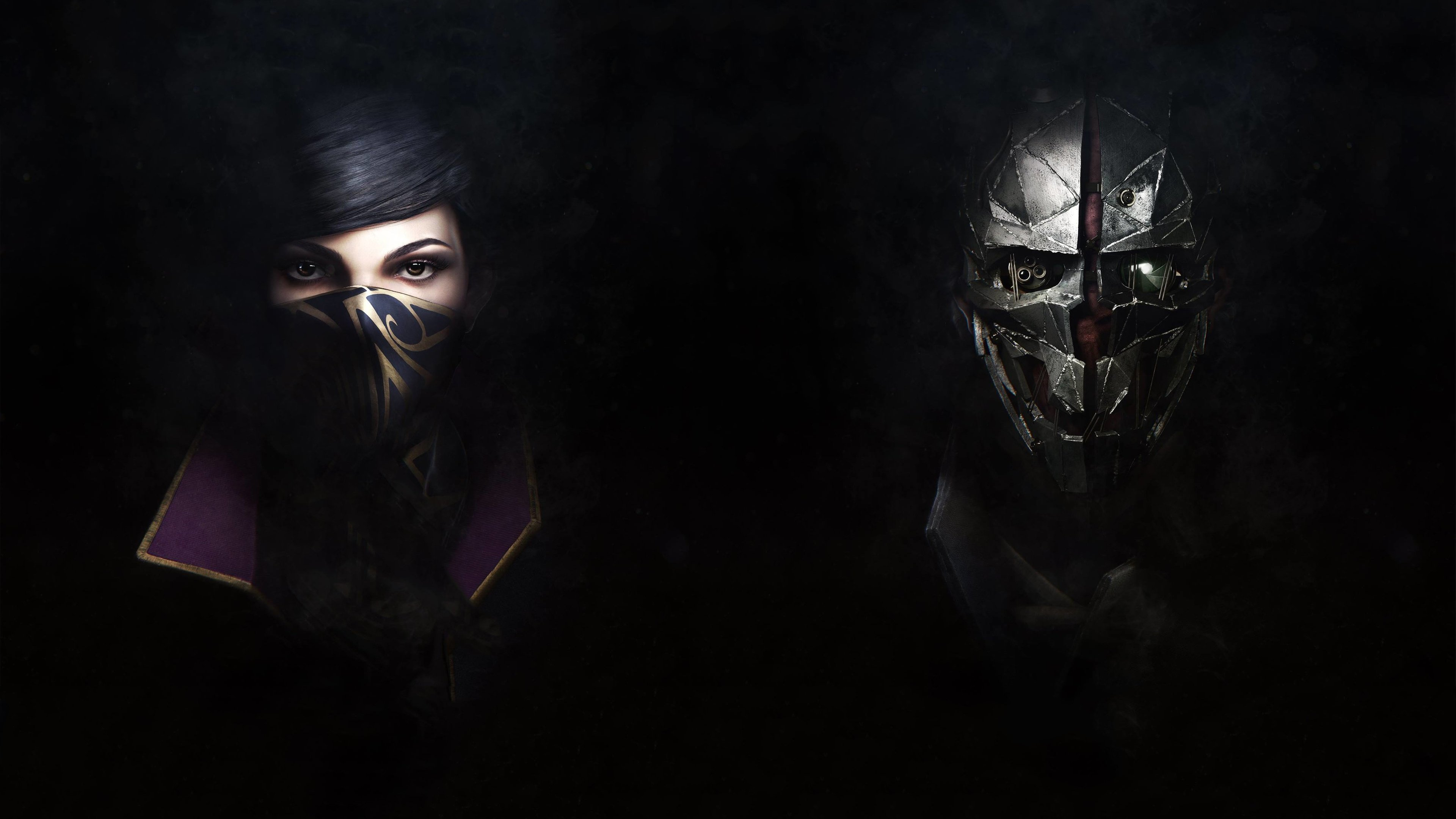 Dishonored 2 wallpaper 14
