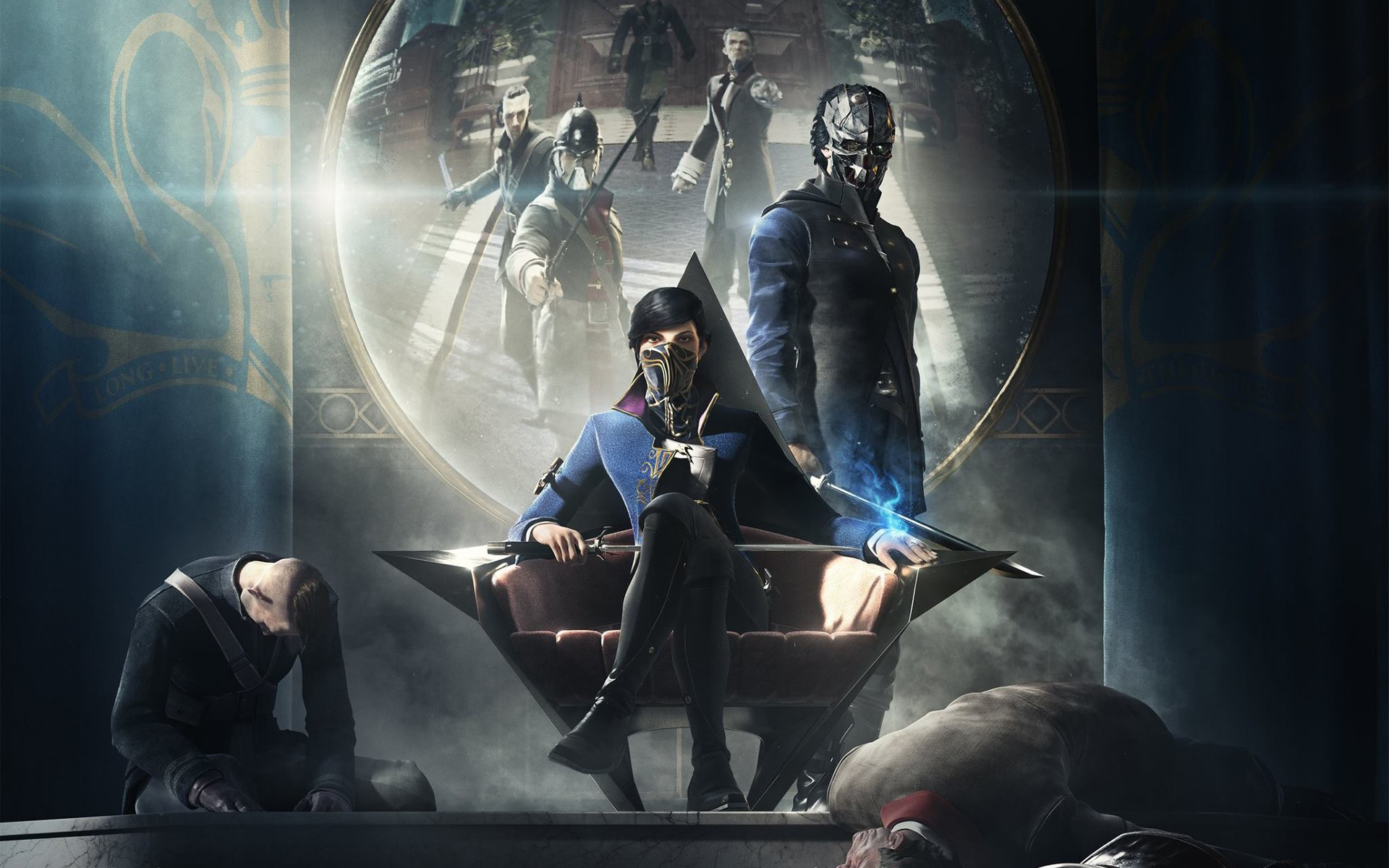 Dishonored 2 wallpaper 16